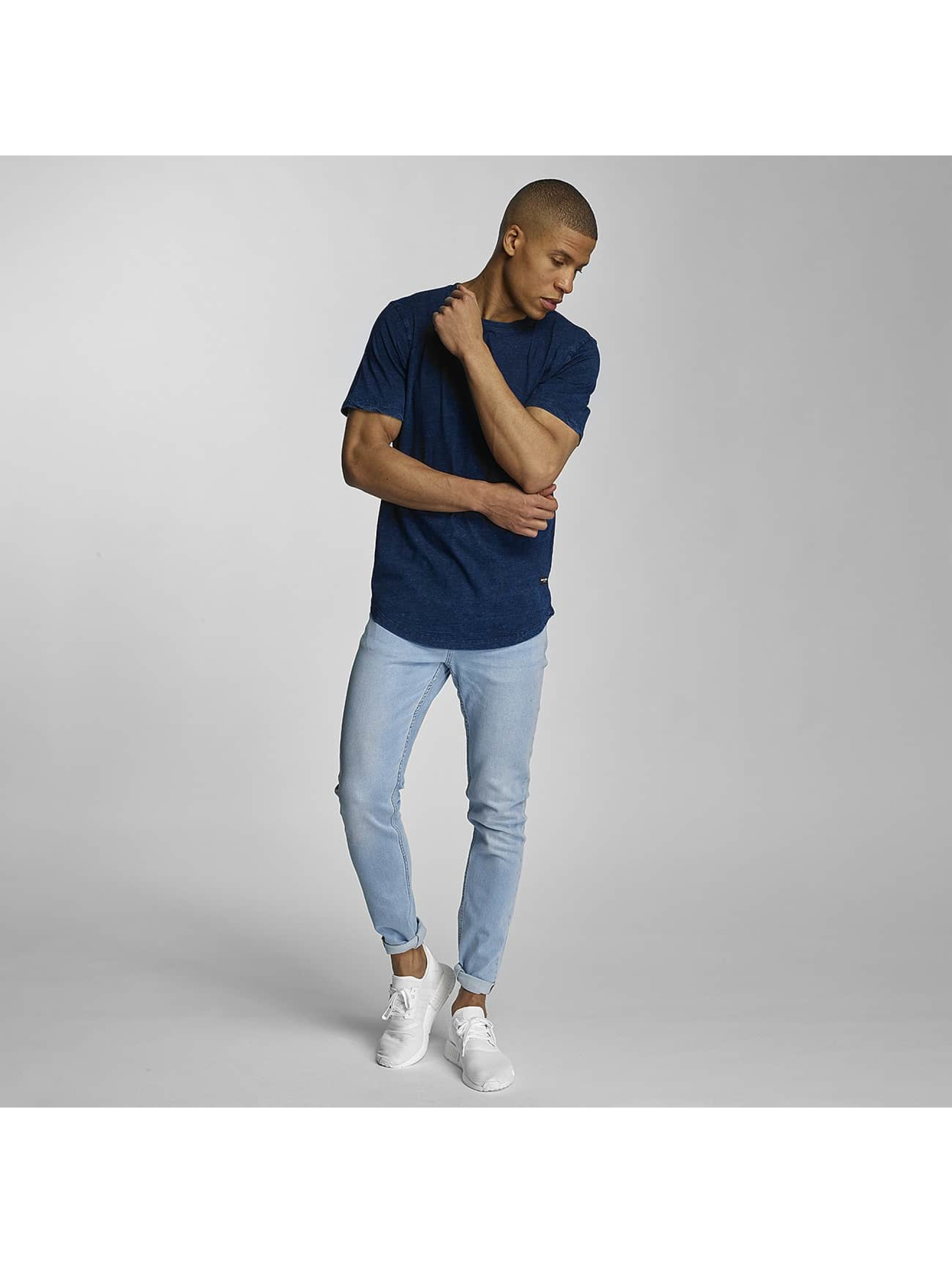 Only & Sons Tall Tees onsIndigo Ice Longy niebieski