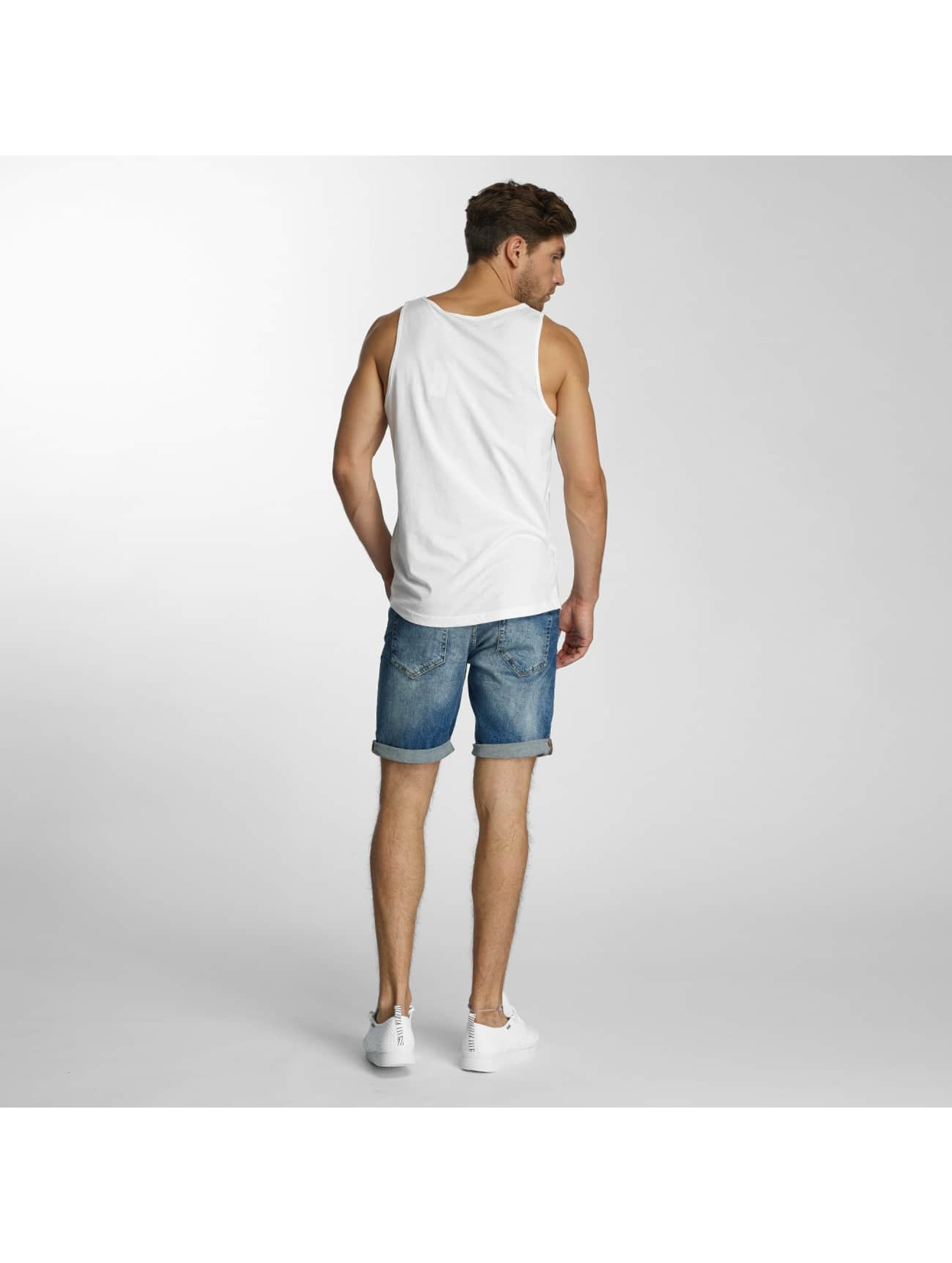 Only & Sons Tank Tops onsSigfred bílý