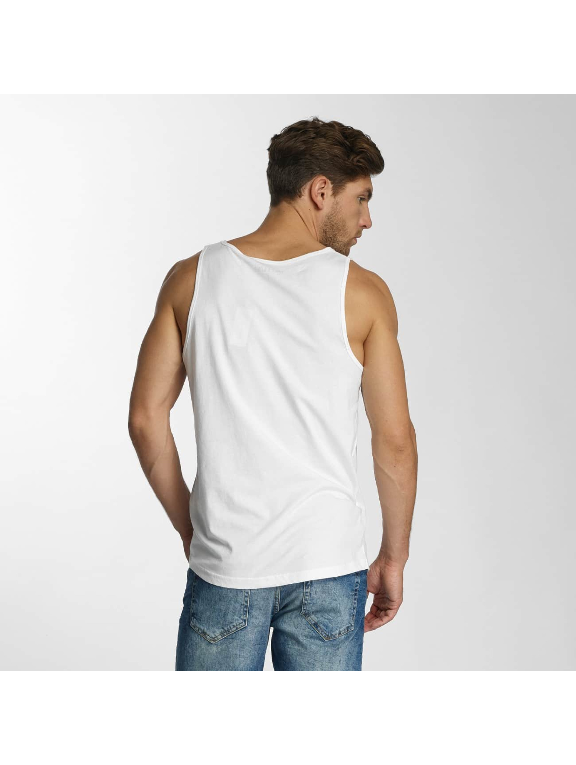 Only & Sons Tank Tops onsSigfred weiß
