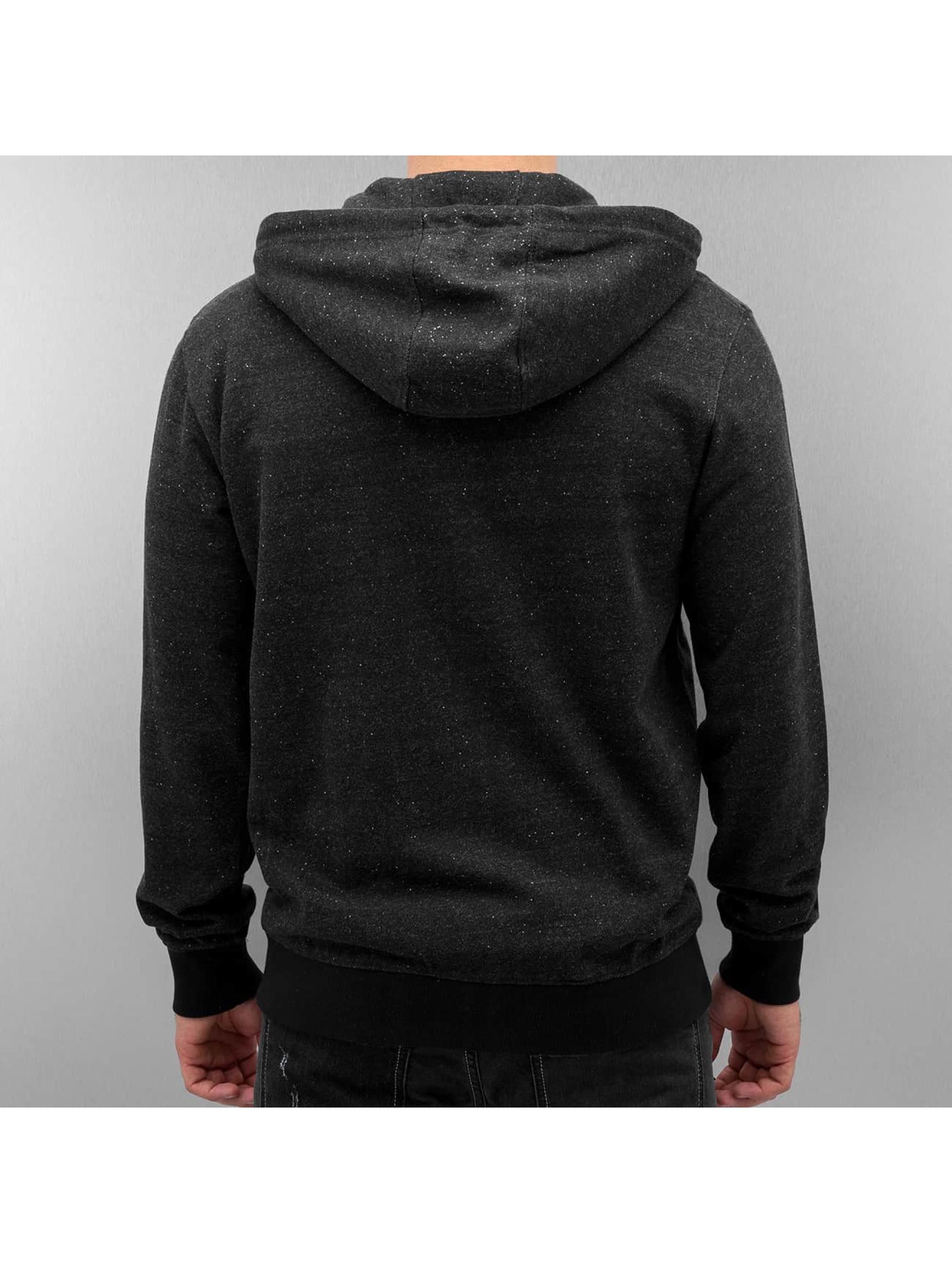 Only & Sons Zip Hoodie onsFiske gray