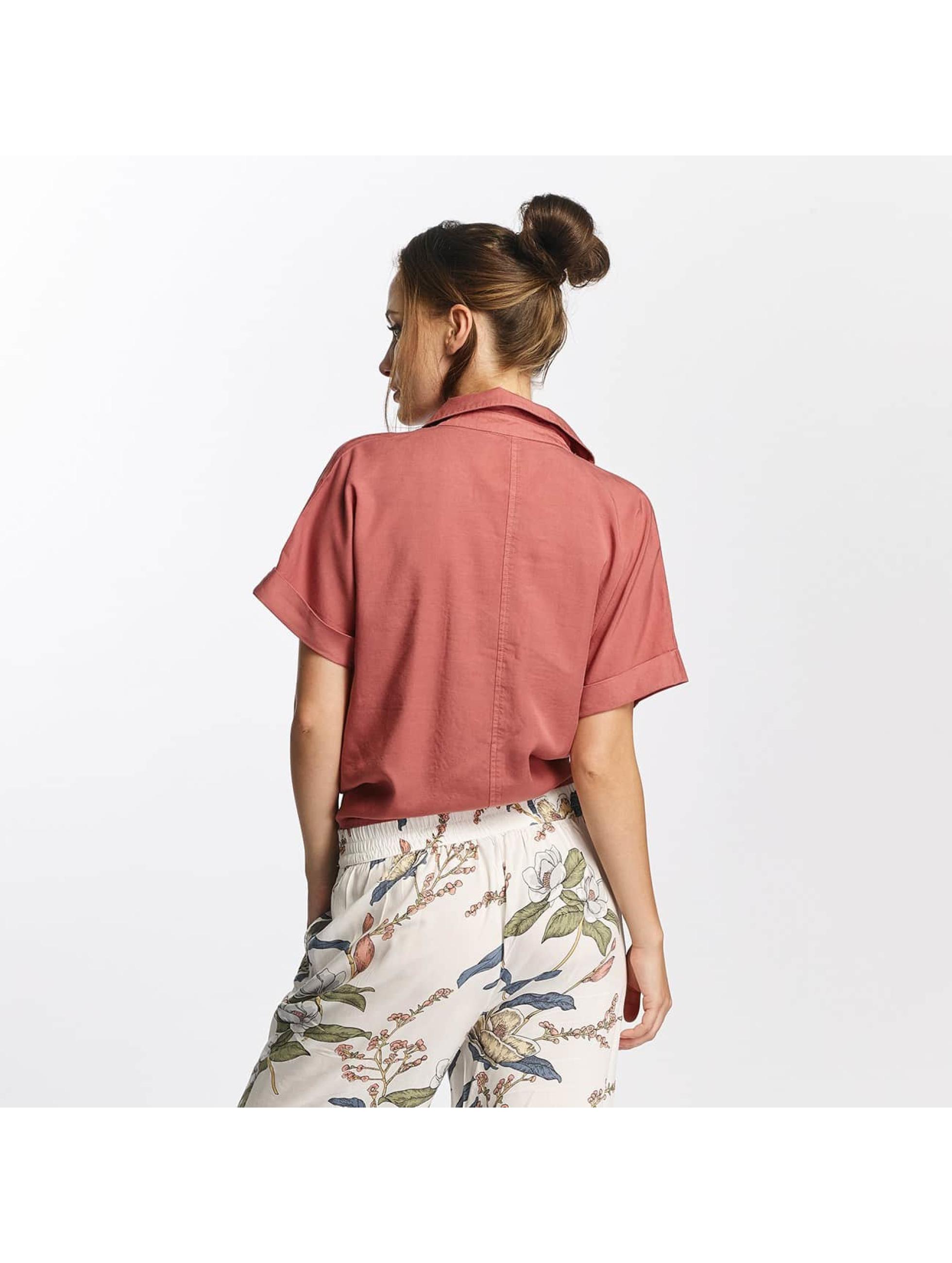 Only Bluser/Tunikaer onlBella Lux Tencel Tie rosa
