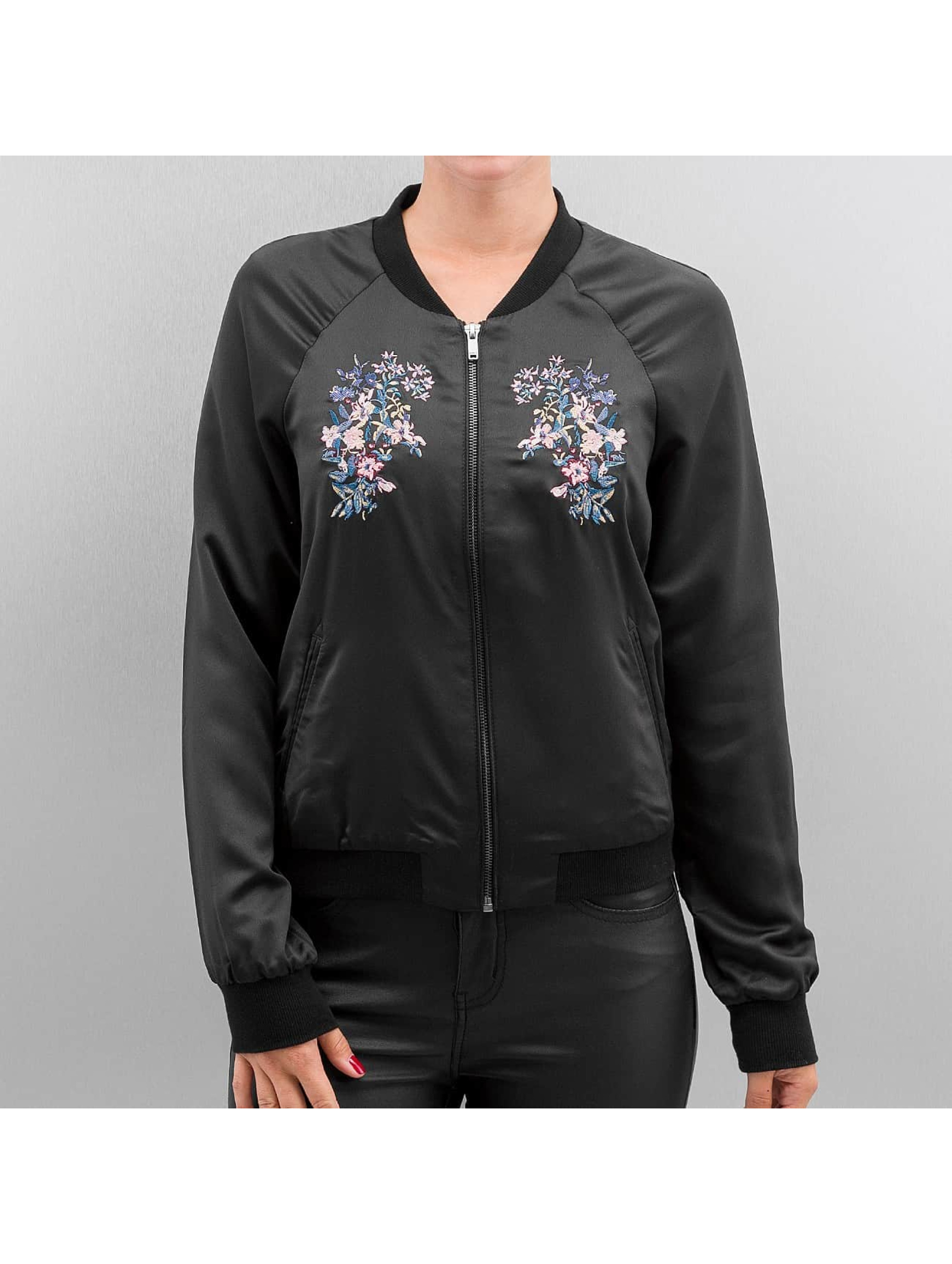 Only Bomber jacket onlAyda black