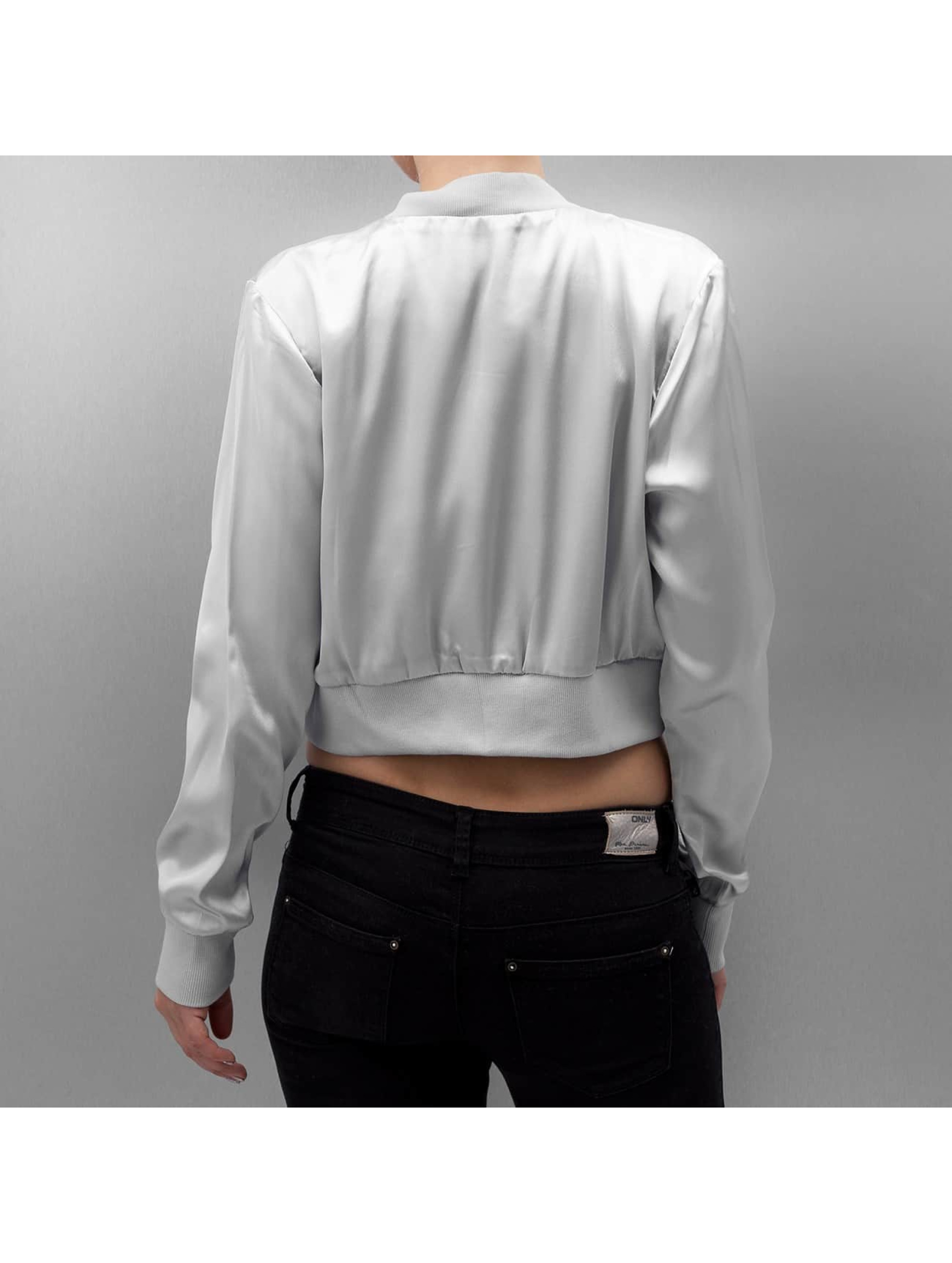 Only Bomber jacket onlSiri Short grey