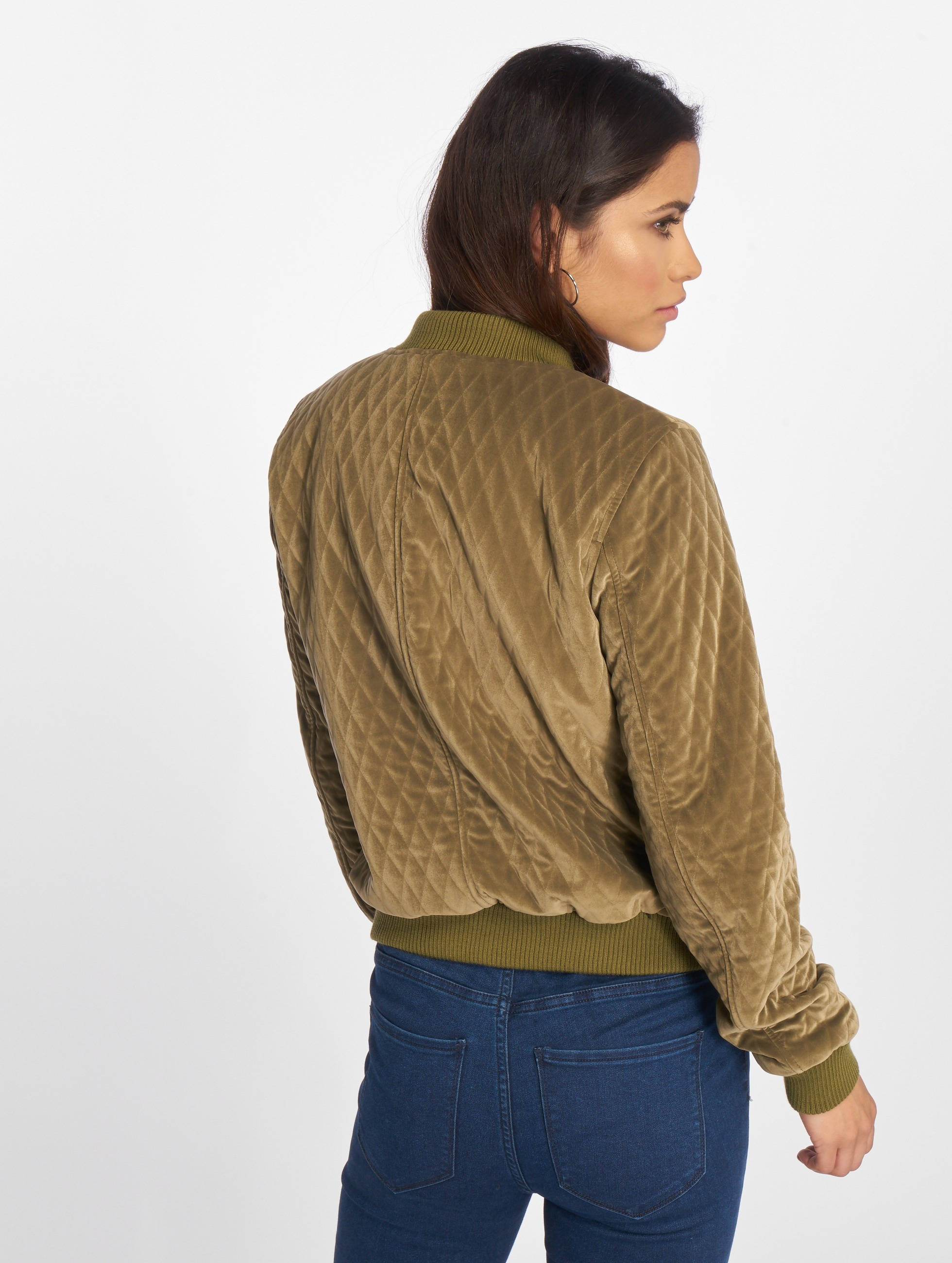 Only Bomber jacket onlDarion khaki