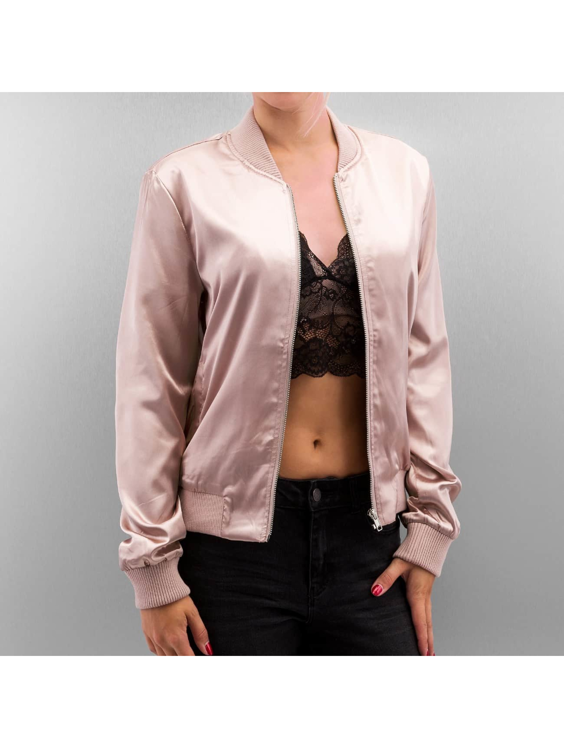 Bomberjacke onlStarly in rosa