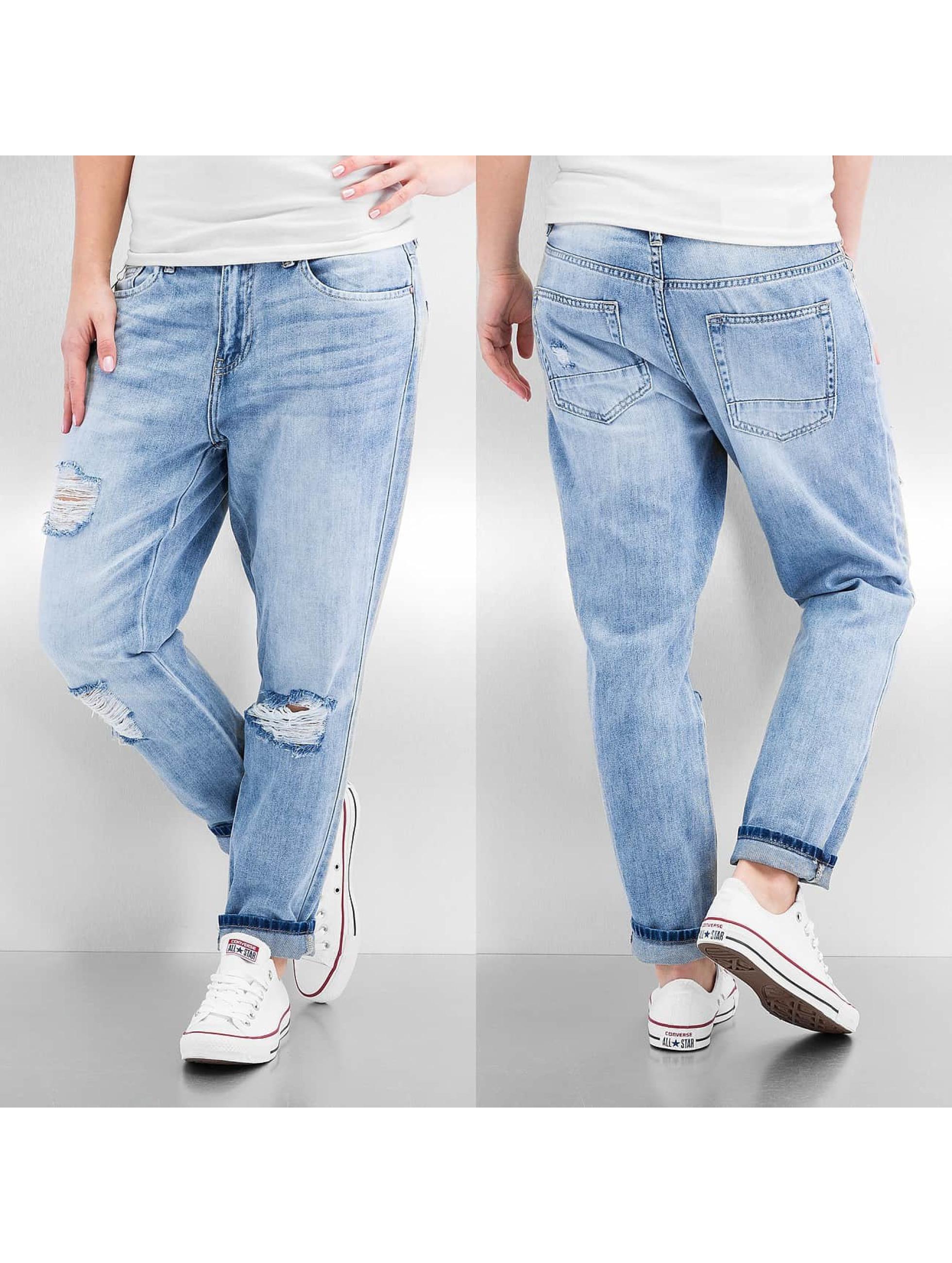 Only Boyfriend jeans onlLima blauw
