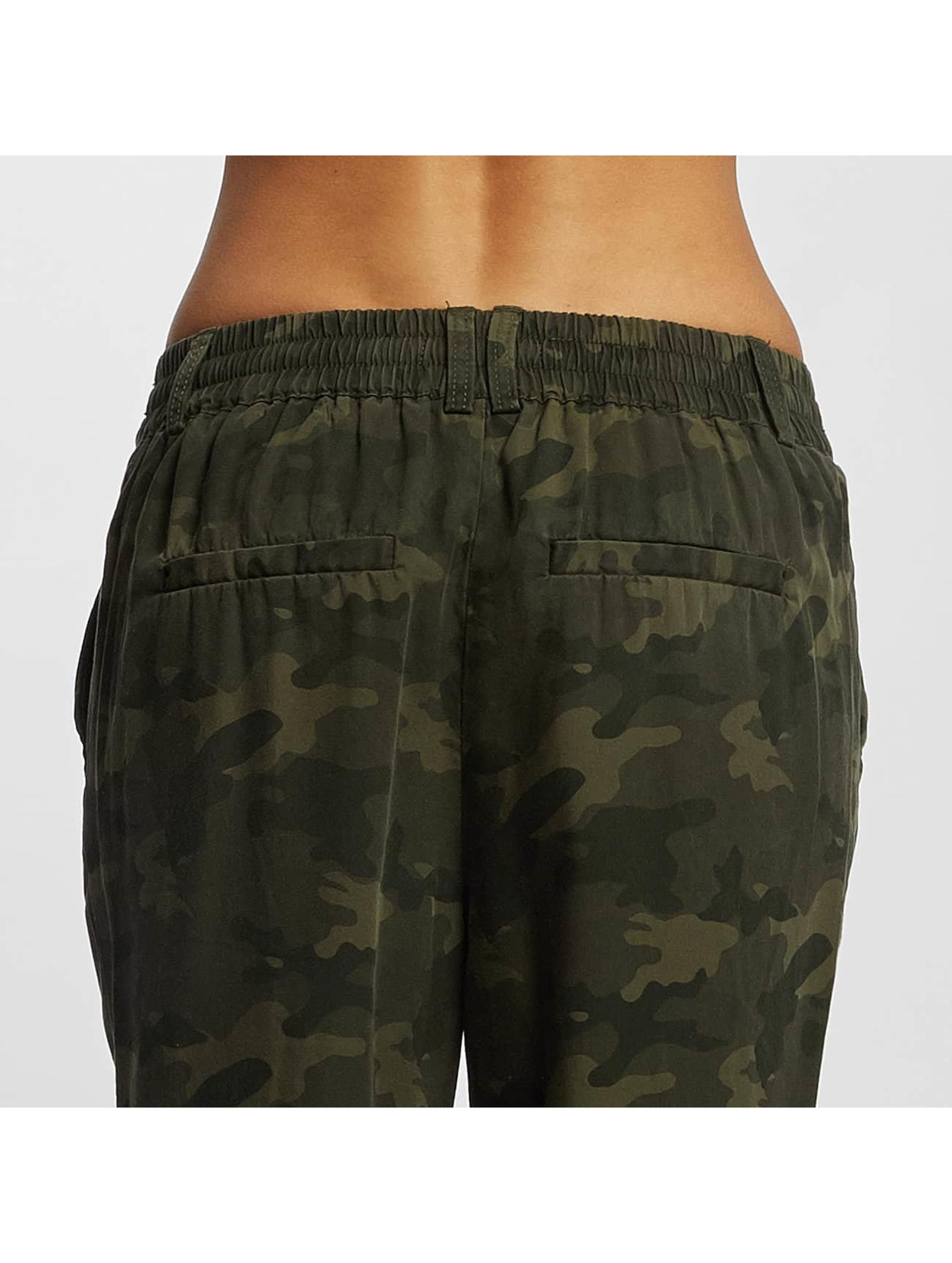 Only Chino pants onlLilah Poptrash Lyocell Camu camouflage