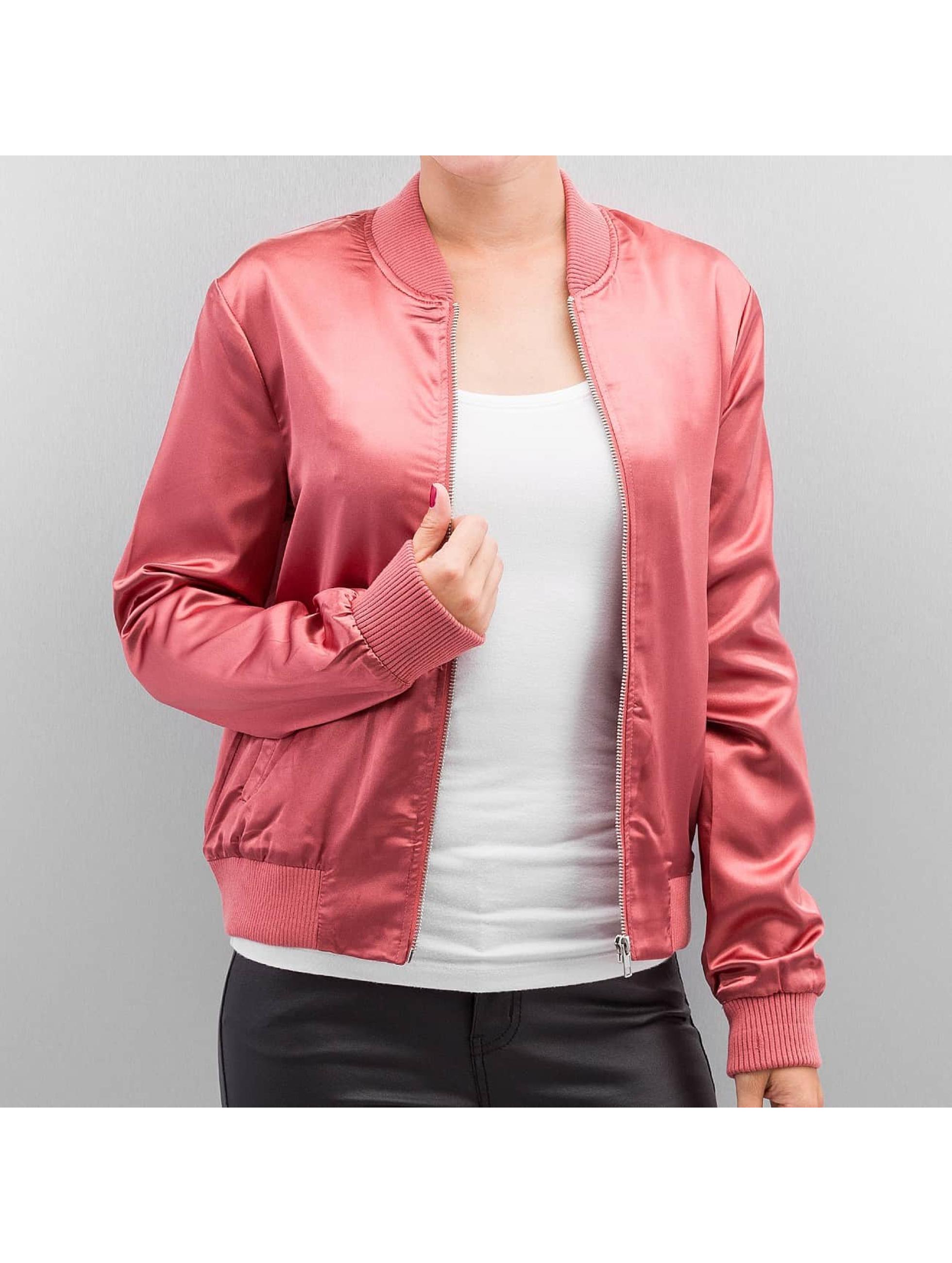 Only Giubbotto Bomber onlStarly rosa chiaro