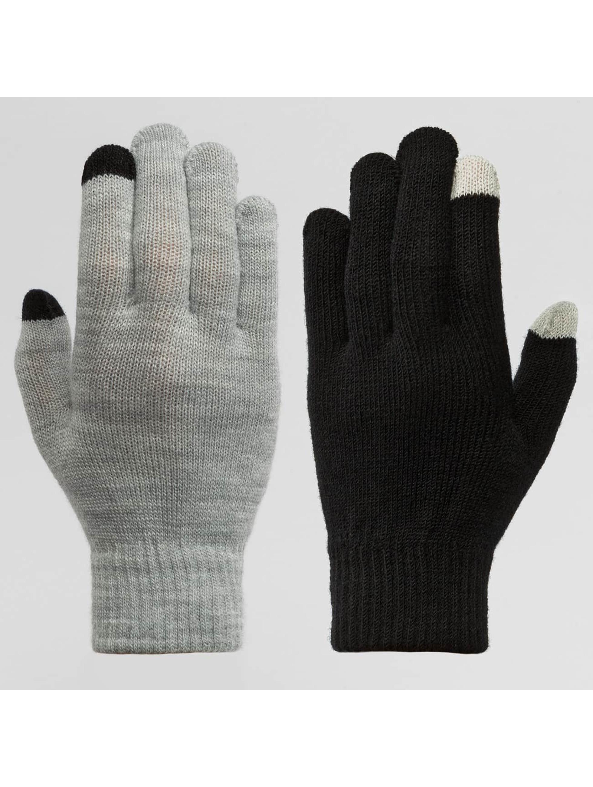 only damen handschuhe onlaline touch 2 pack in schwarz 343282. Black Bedroom Furniture Sets. Home Design Ideas