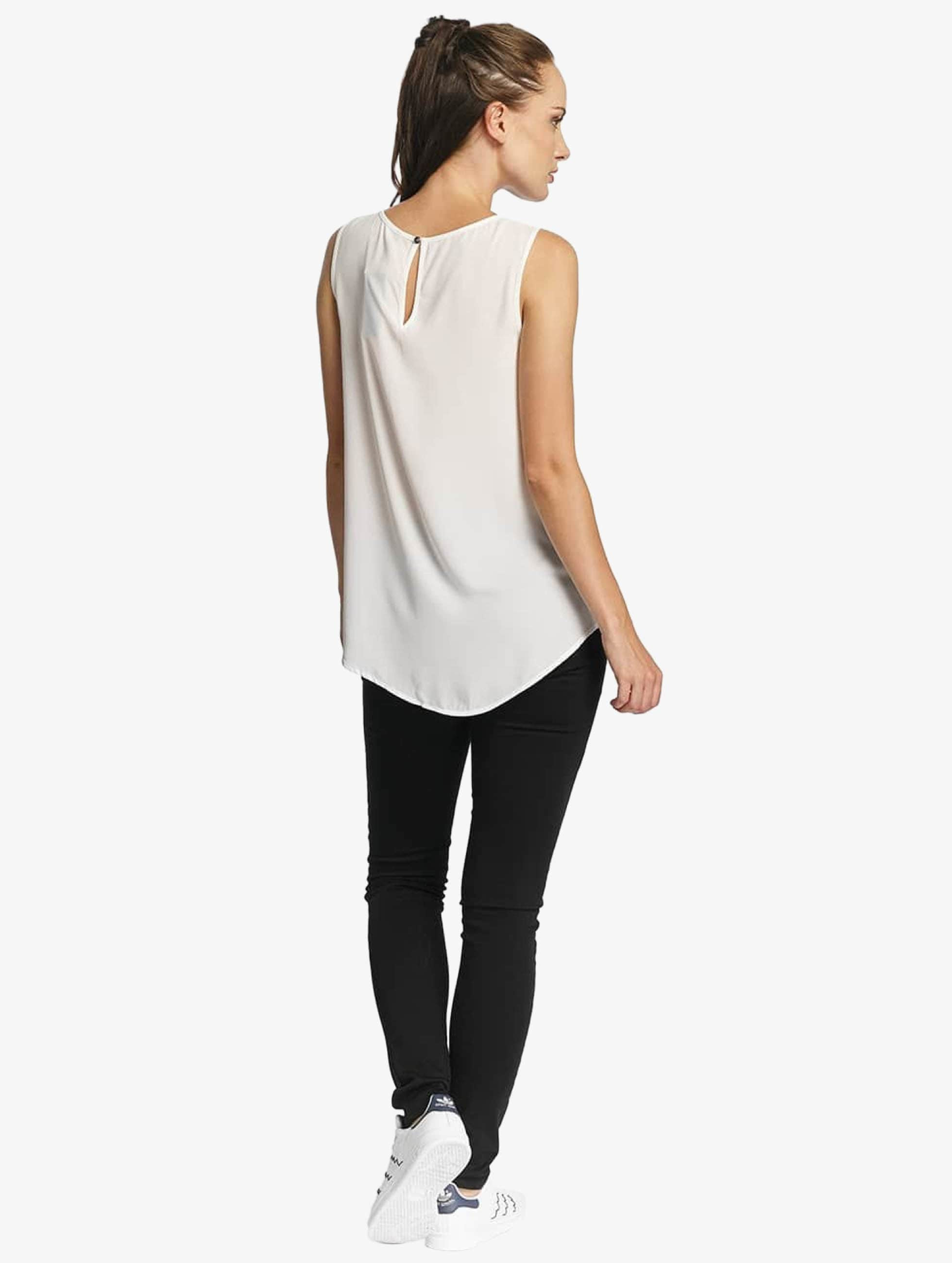 Only Hihattomat paidat onlVenice Lace valkoinen
