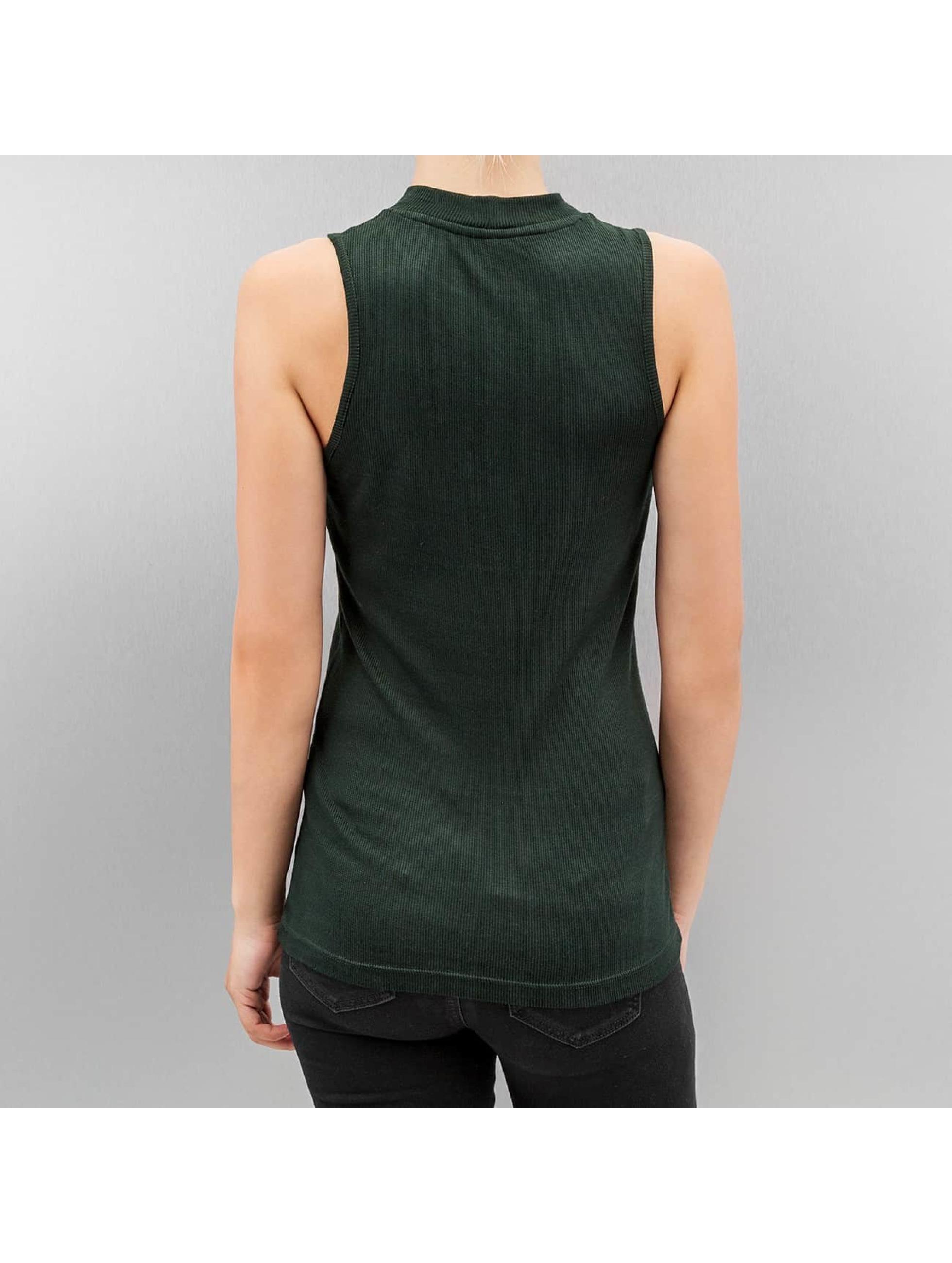 Only Hihattomat paidat onlBrooks Highneck vihreä