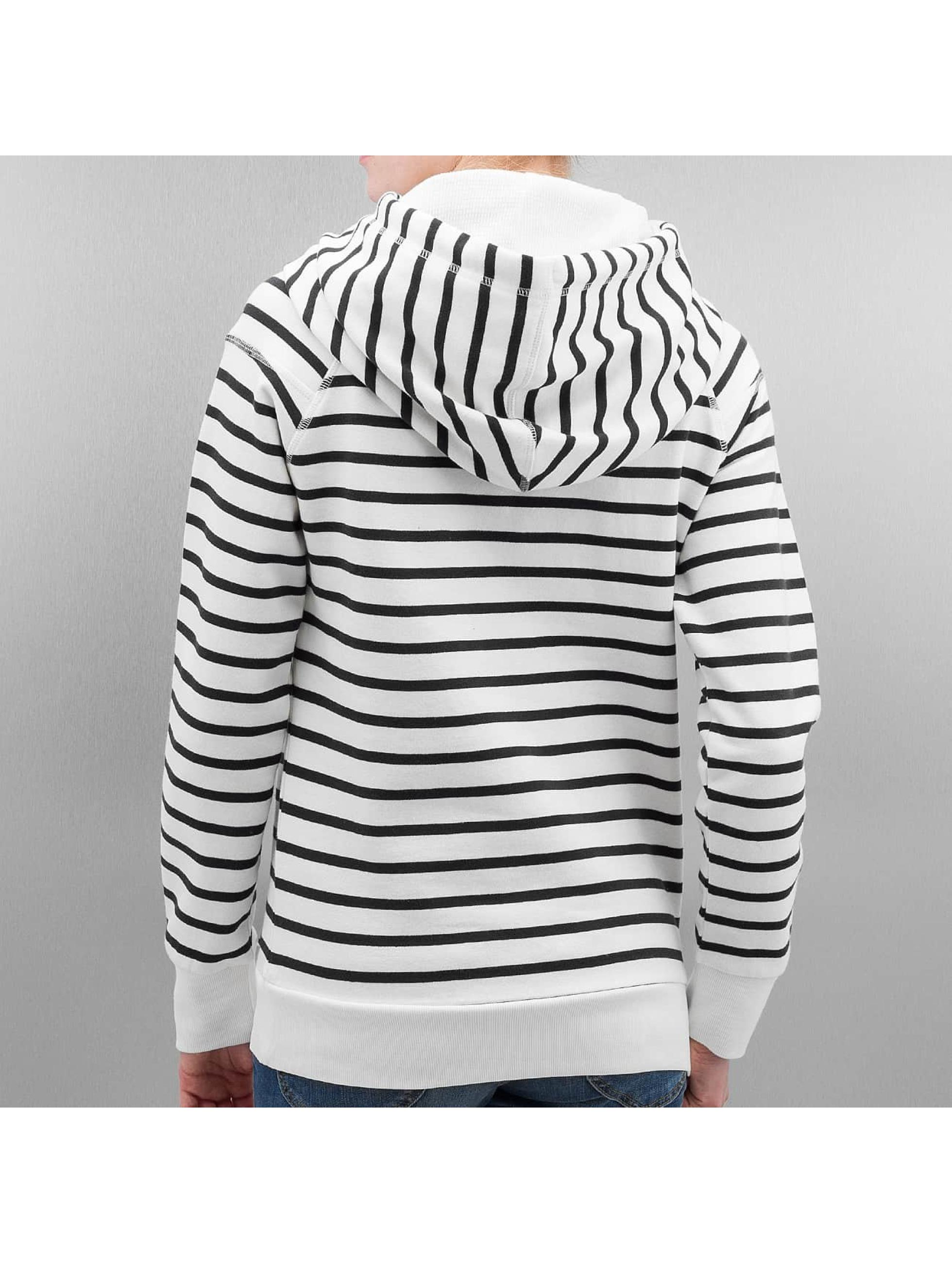 Only Hoodies onlAtina Jalene Stripe beyaz