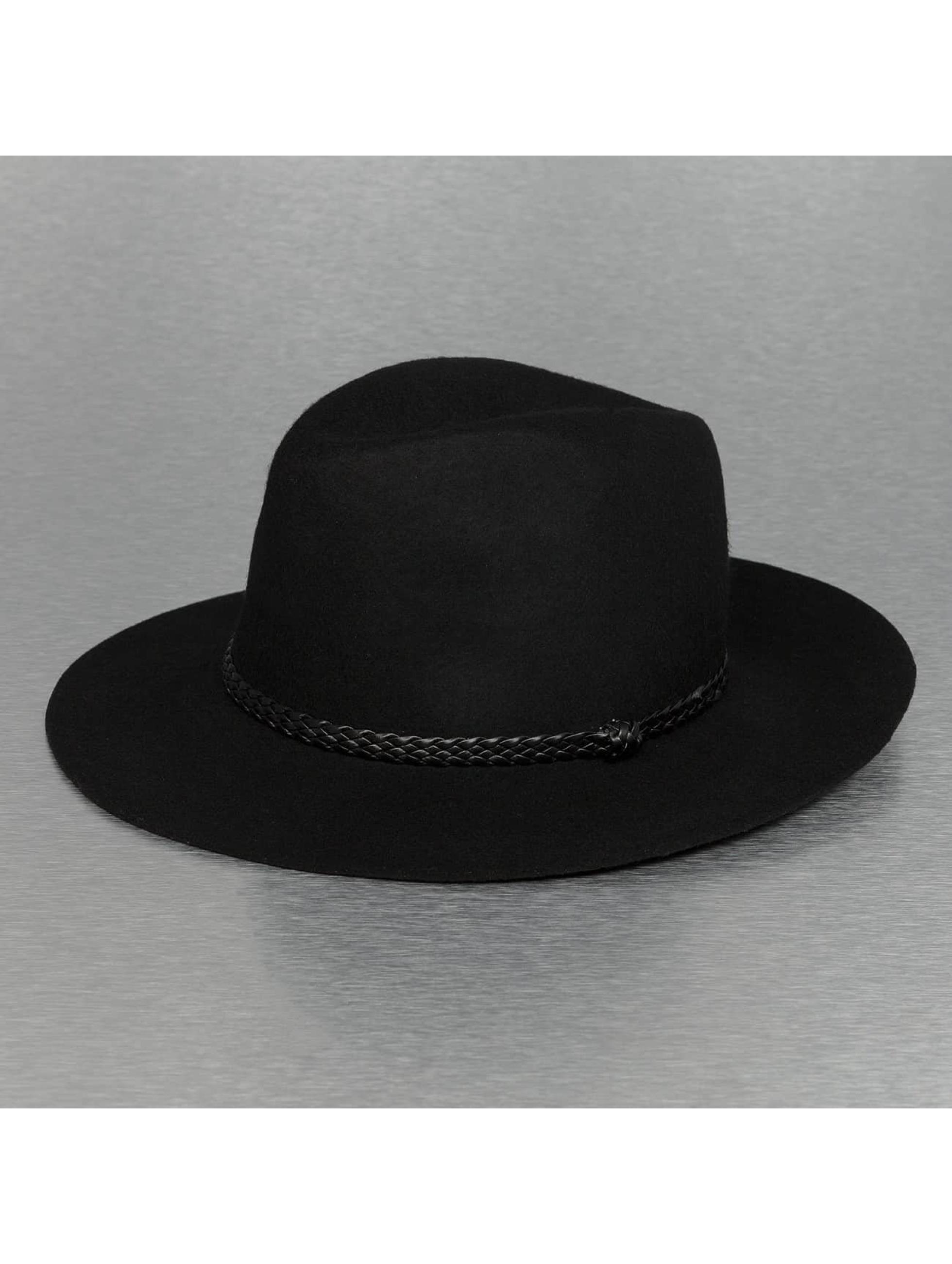 Hut onlVica in schwarz