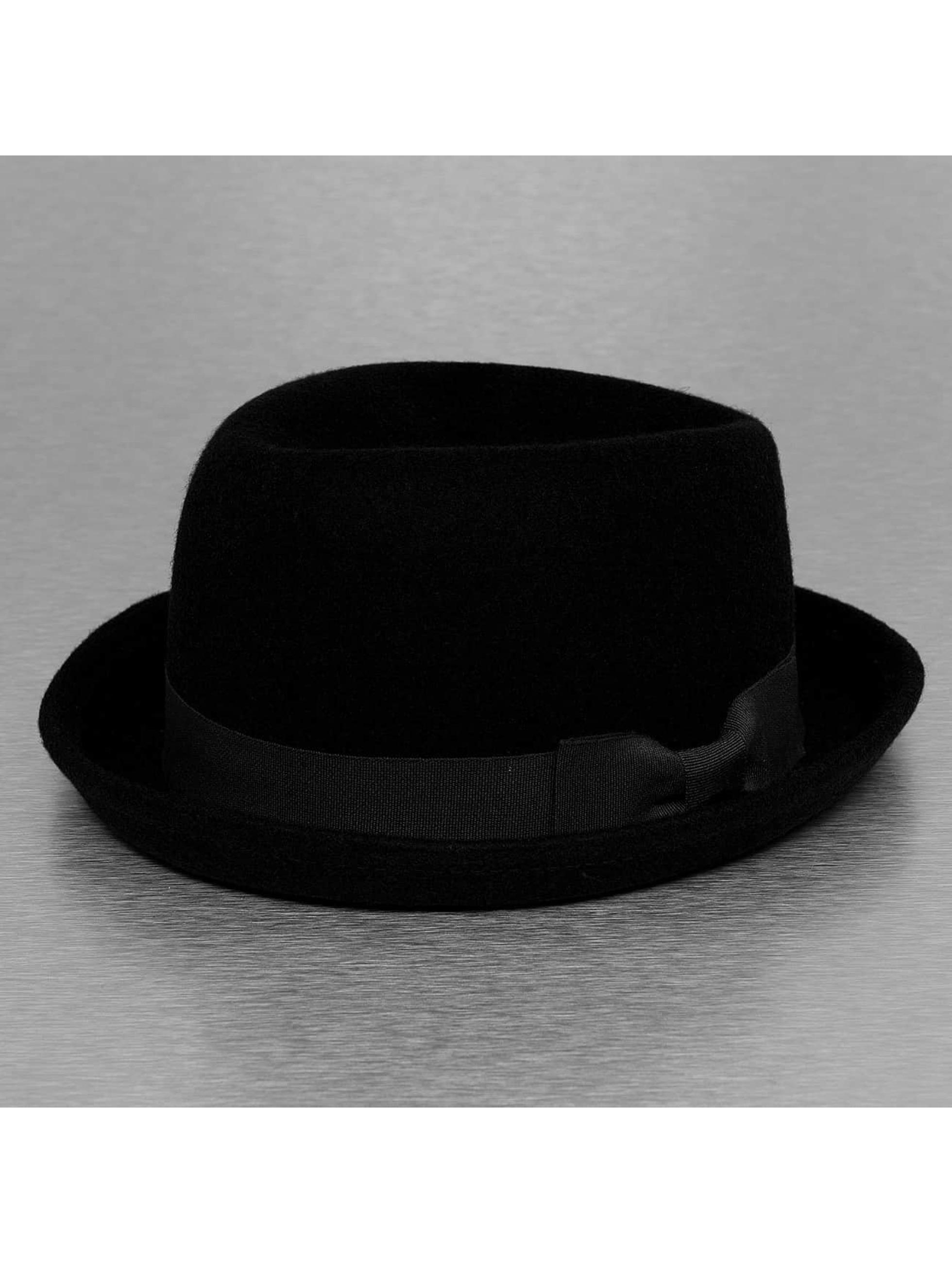 Hut onlShaya Bowler in schwarz