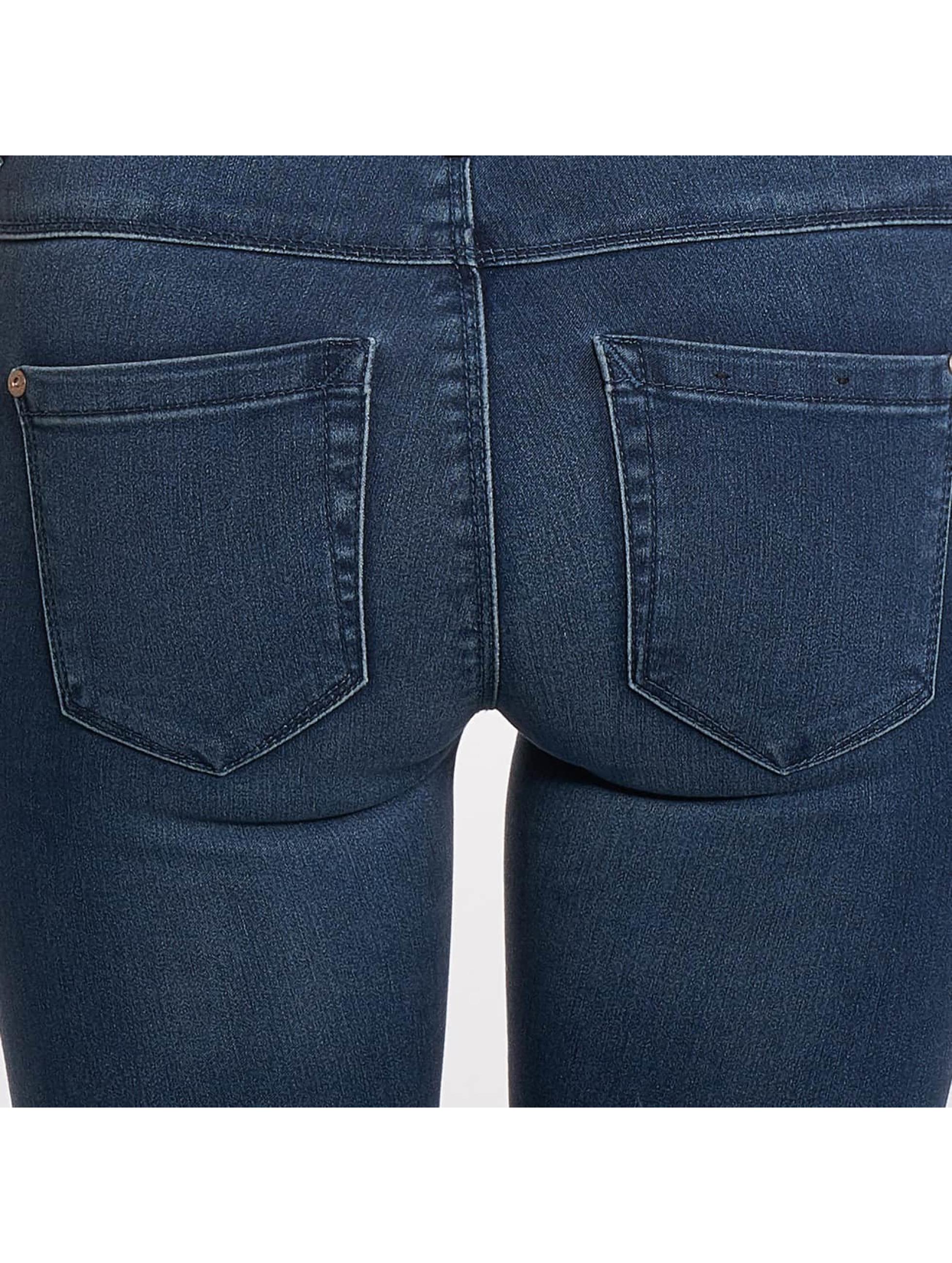 Only Jean skinny onlRoyal Regular Knee Cut bleu