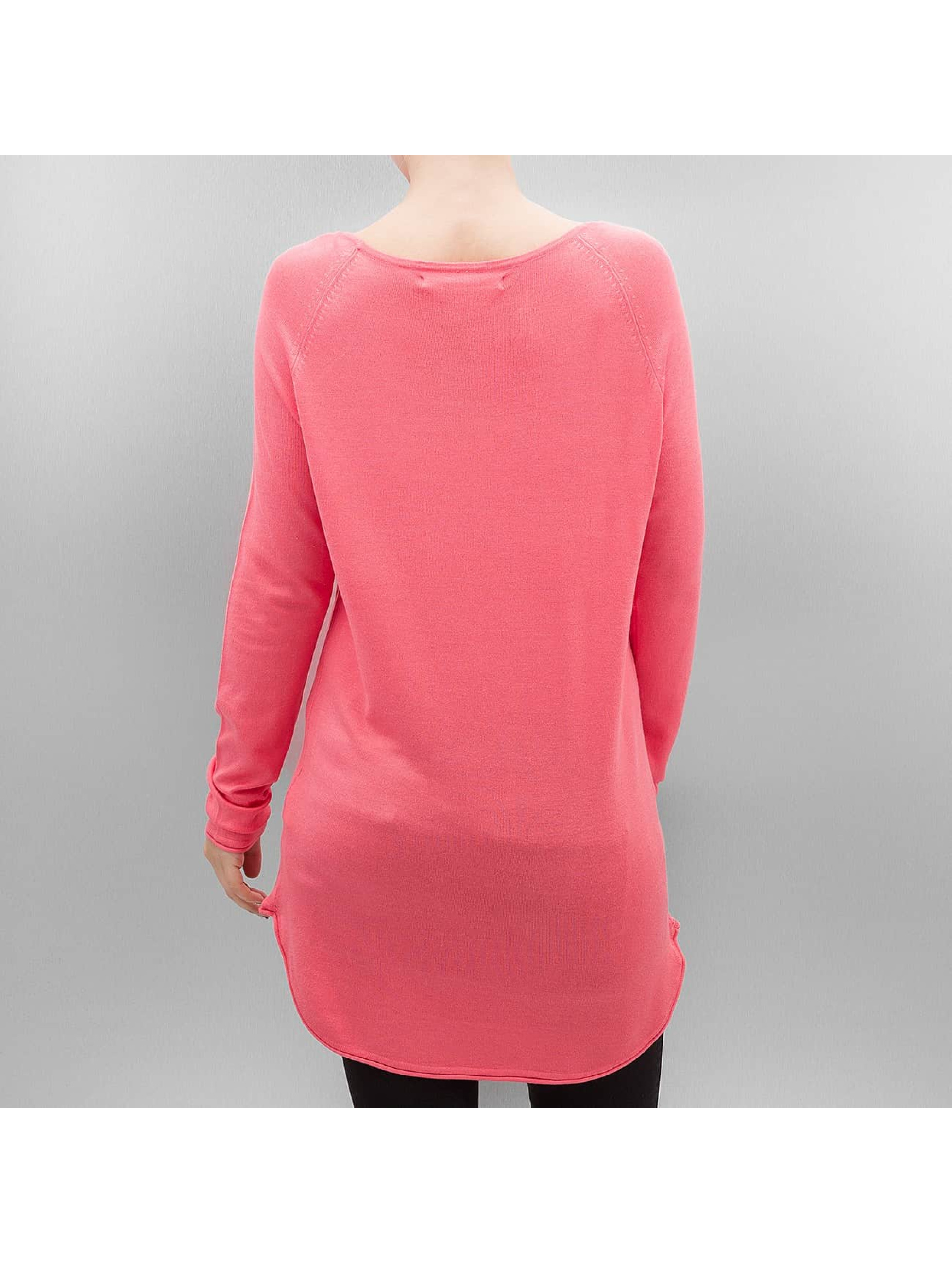 Only Jumper onlMila Lacy Long pink