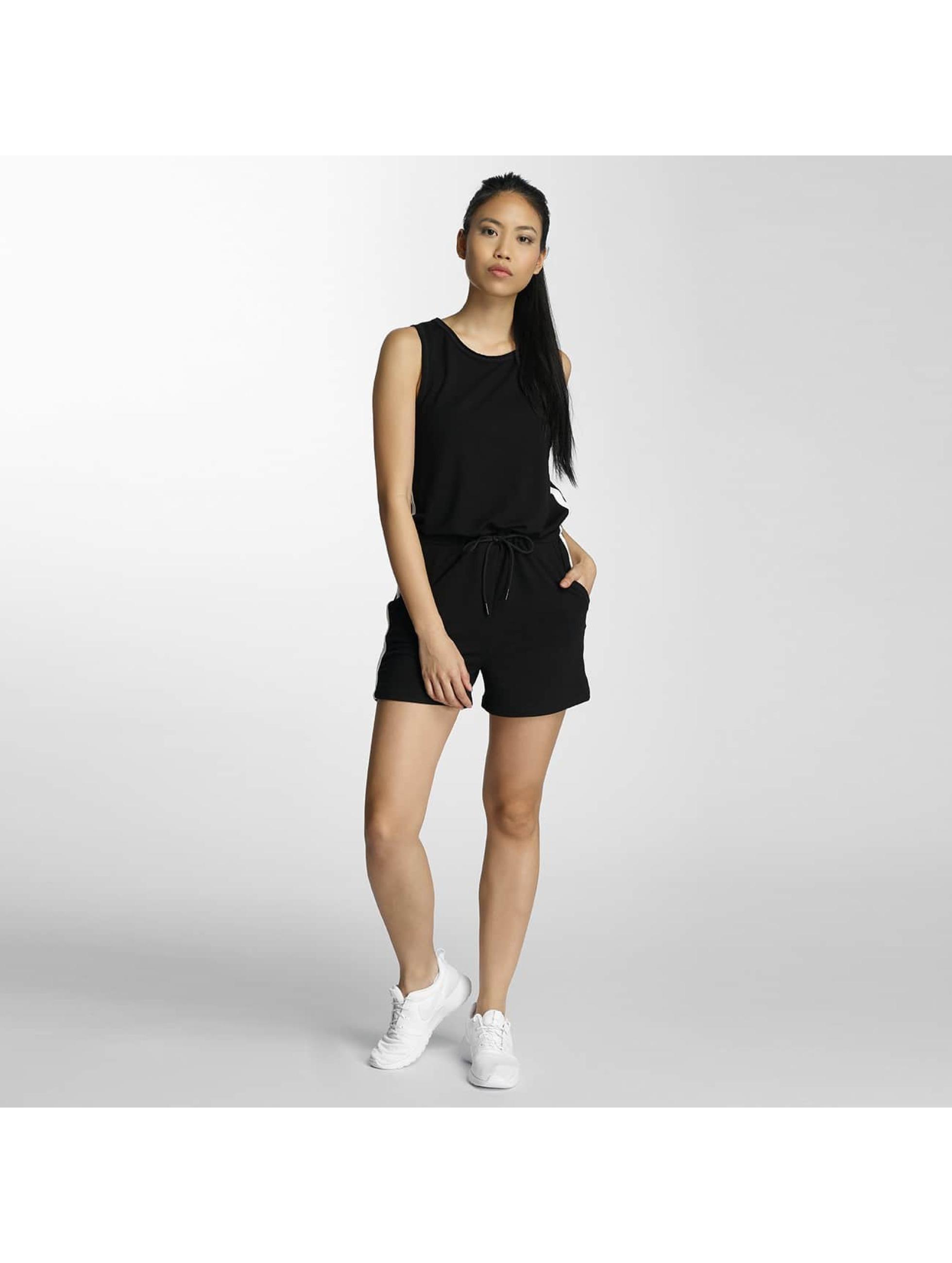 only damen jumpsuit onlsimone in schwarz 320507. Black Bedroom Furniture Sets. Home Design Ideas