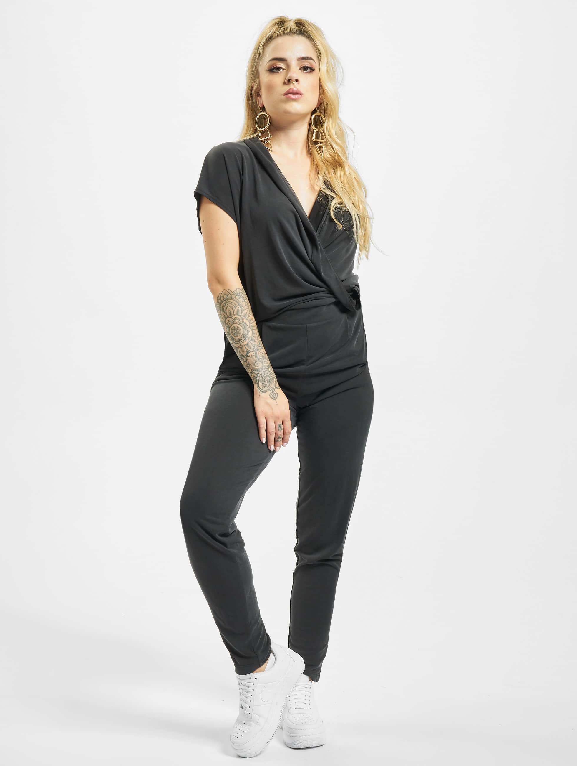 Only jumpsuit stuGreat zwart