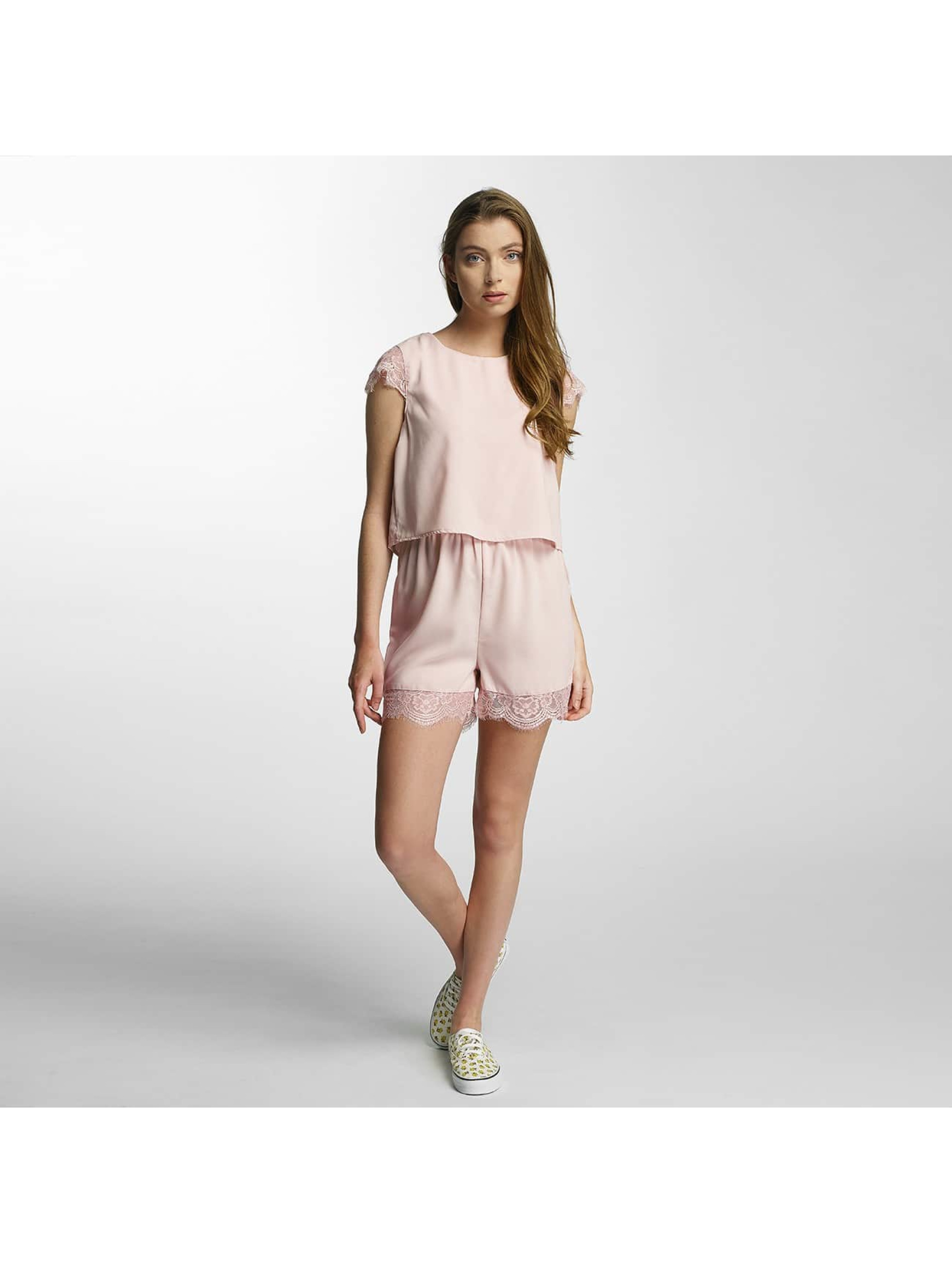 Only Jumpsuits onlSwing Cap rose