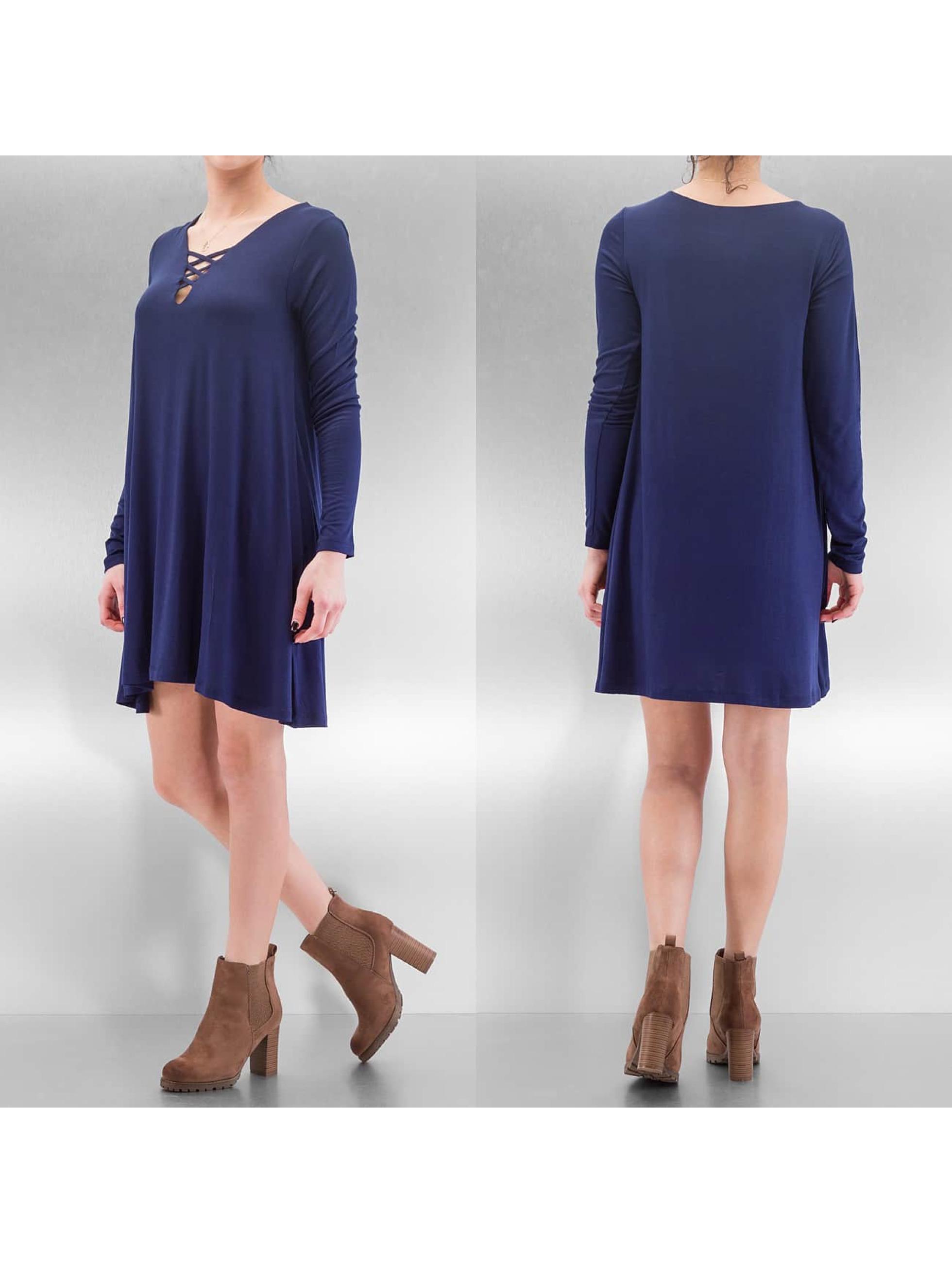 Only Kleid onlTyra blau