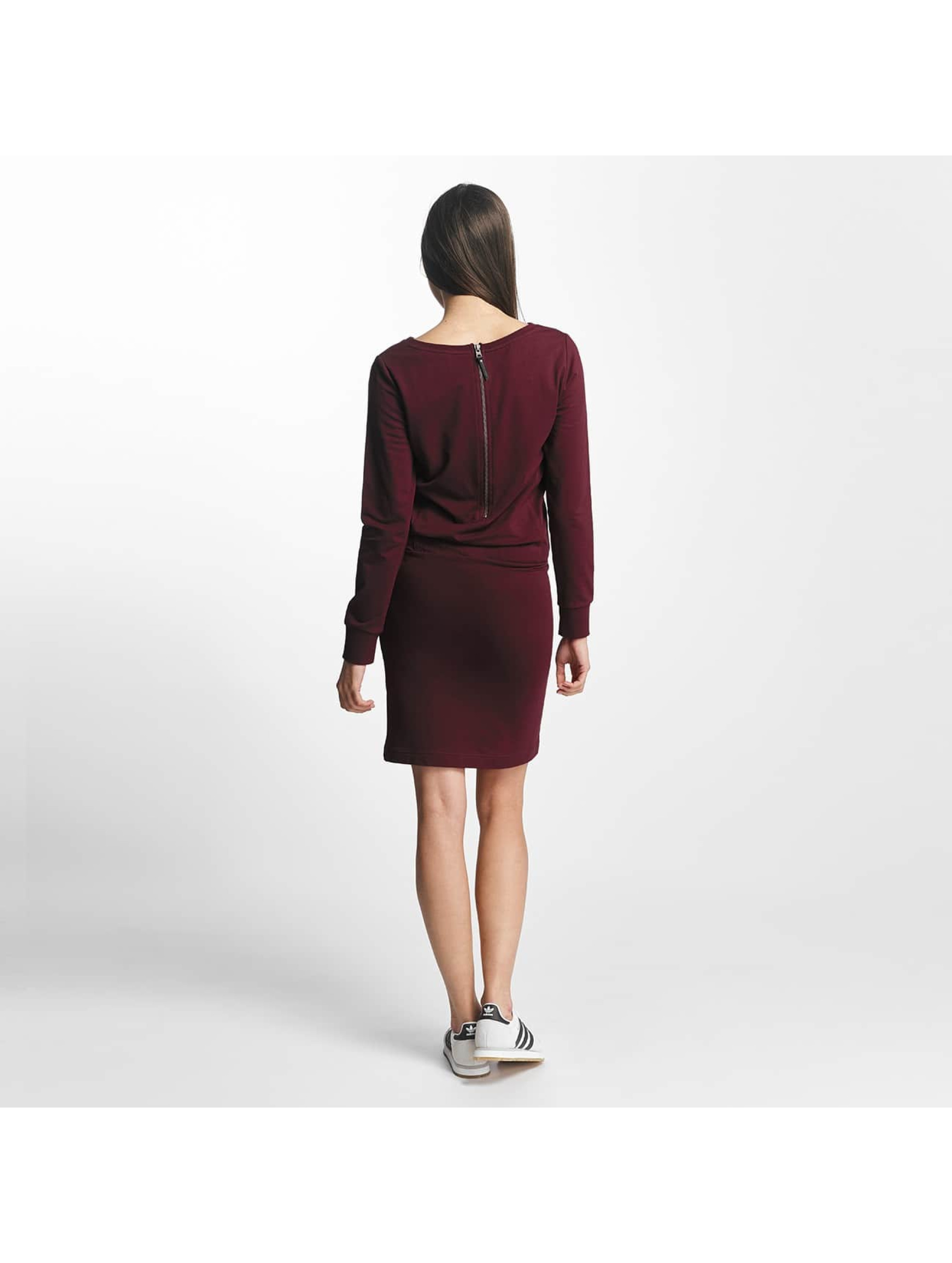 Only Kleid onlLaura rot