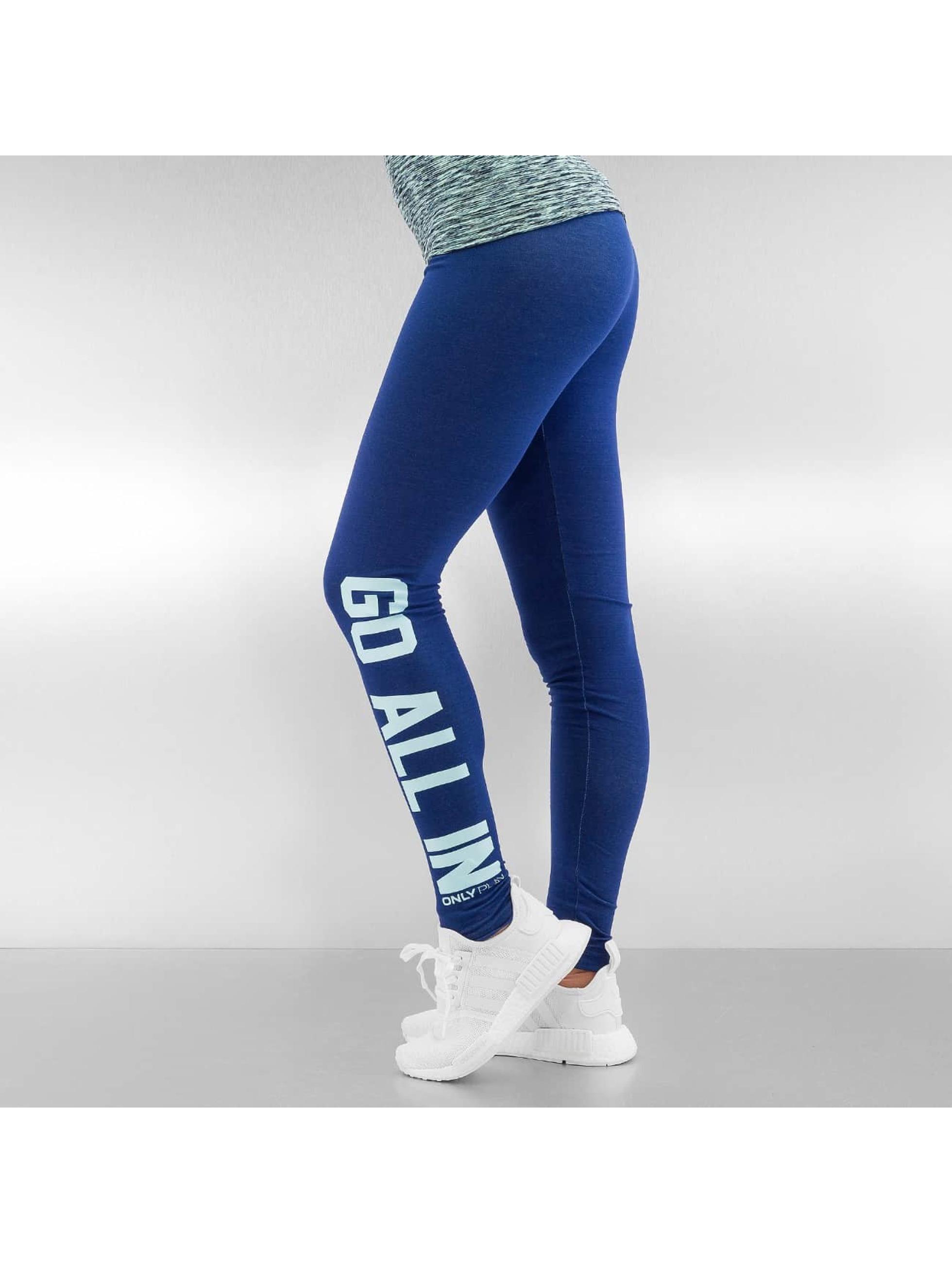 Only Legging onpNatina blau