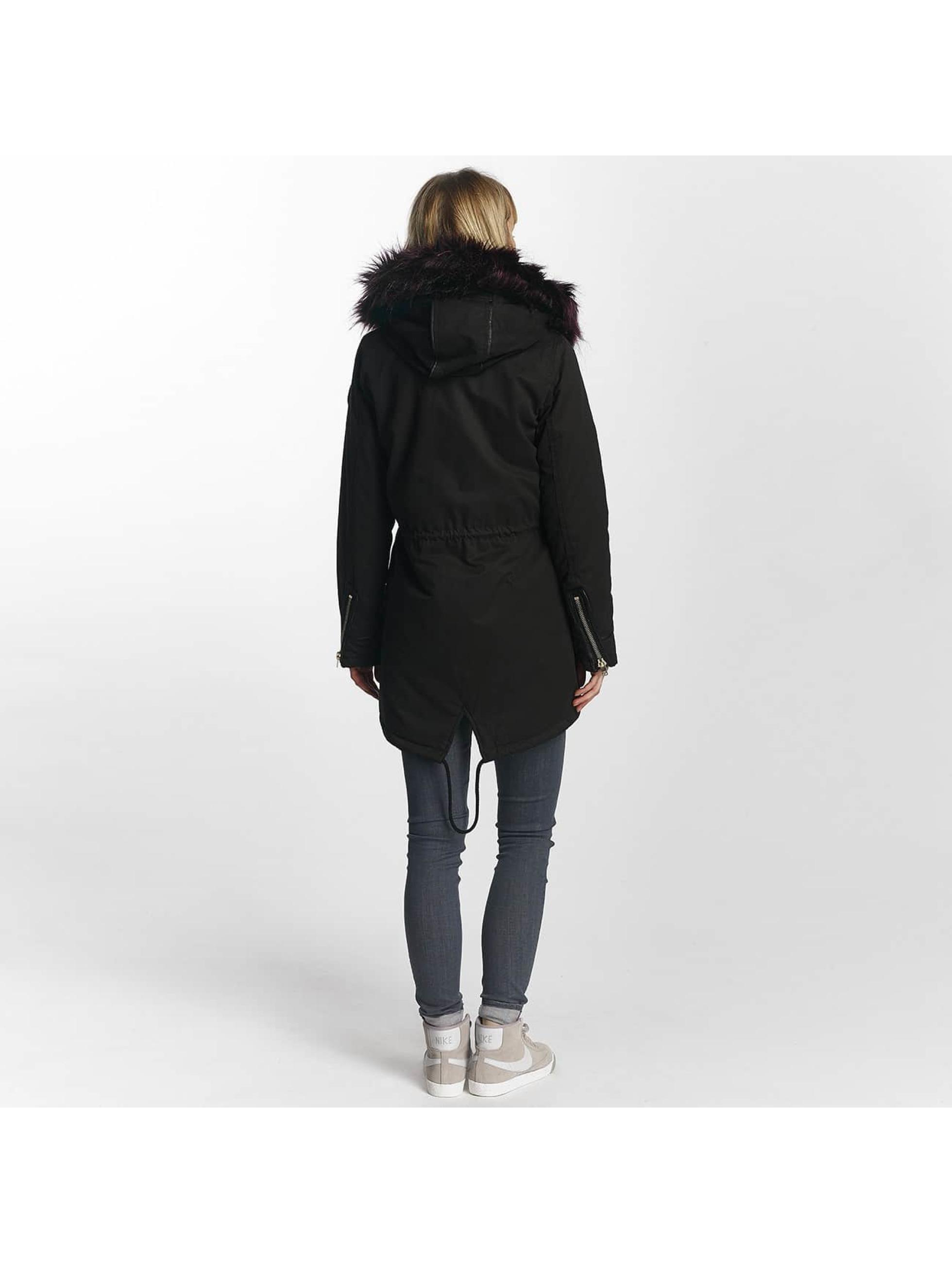 Only Manteau hiver onlCamilla noir