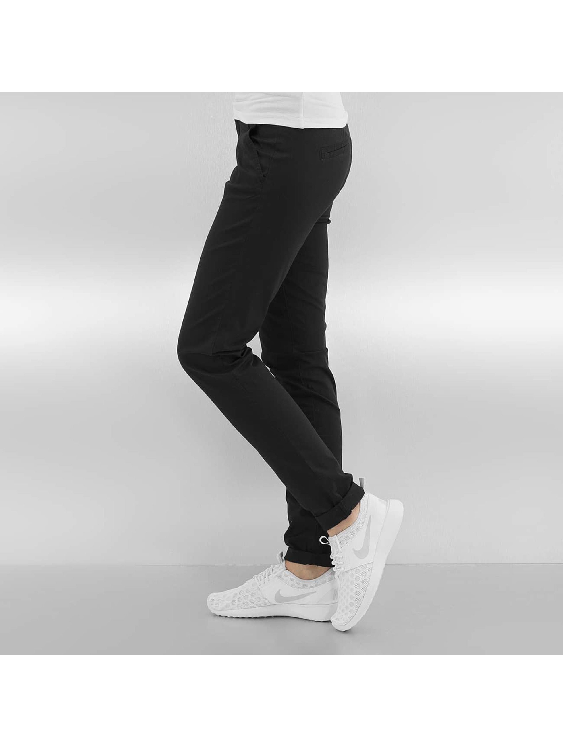 Only Pantalon chino onlParis Low Skinny noir