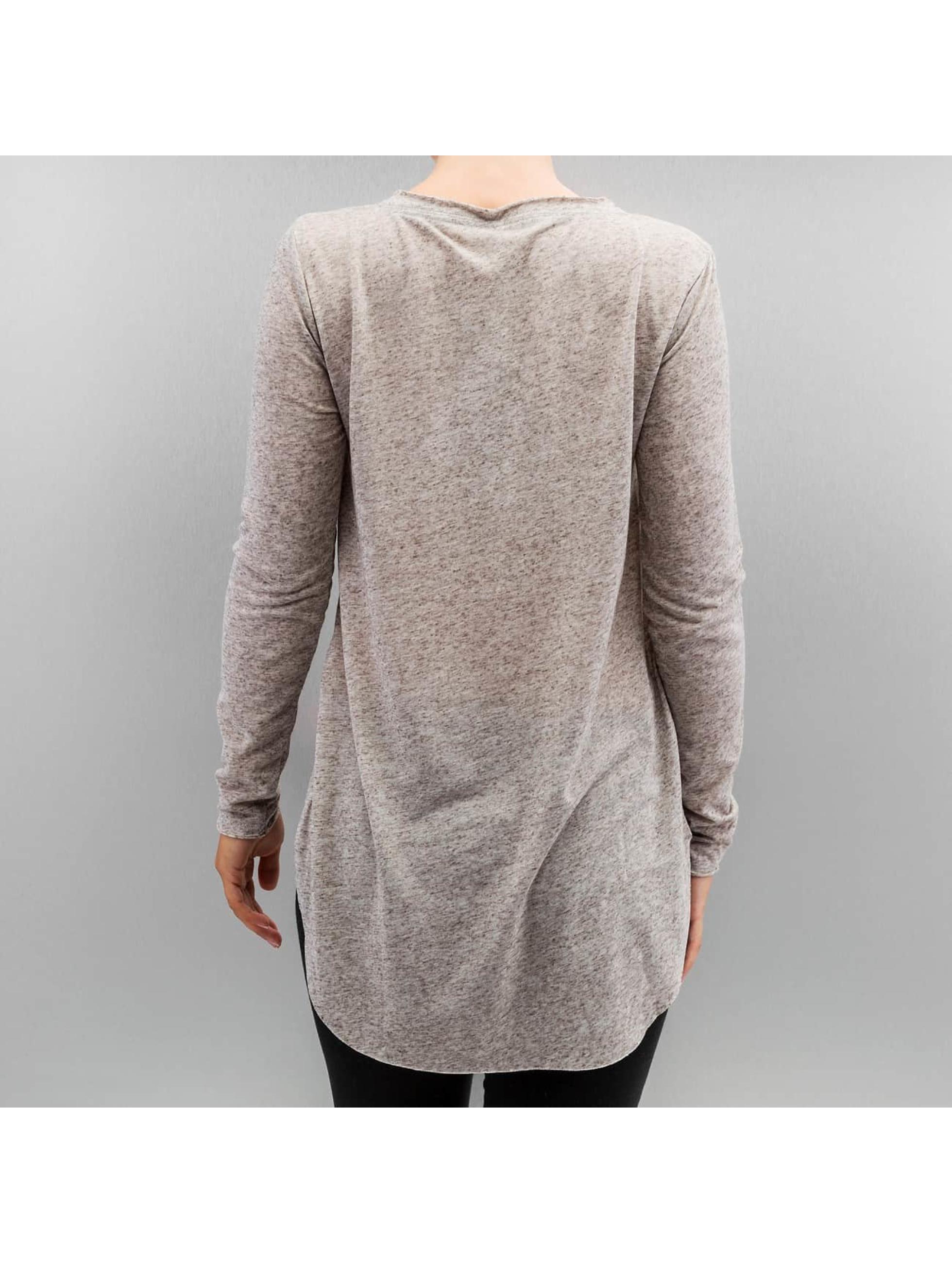 Only Pitkähihaiset paidat onlClara harmaa