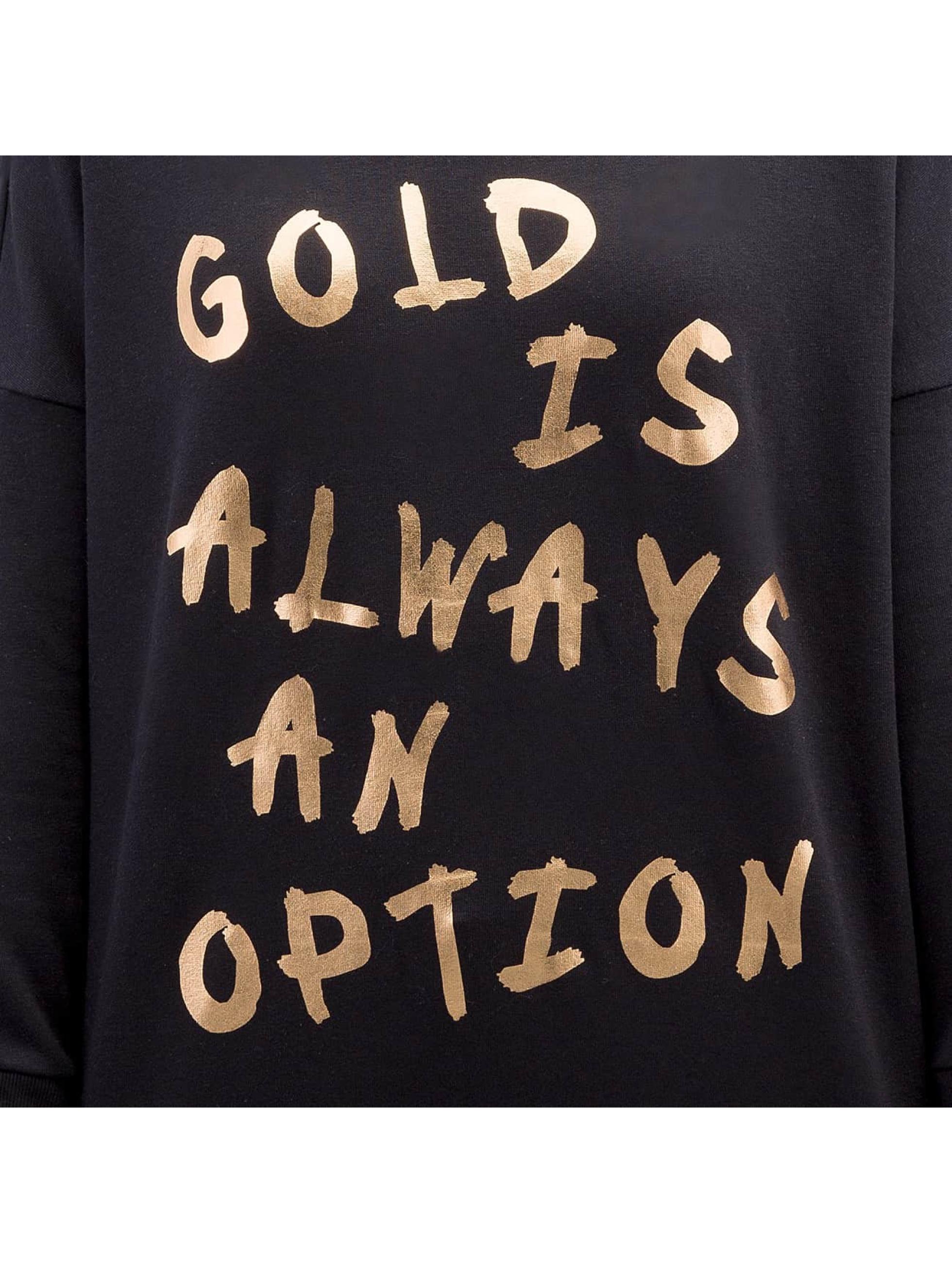 Only Pullover onlLange black