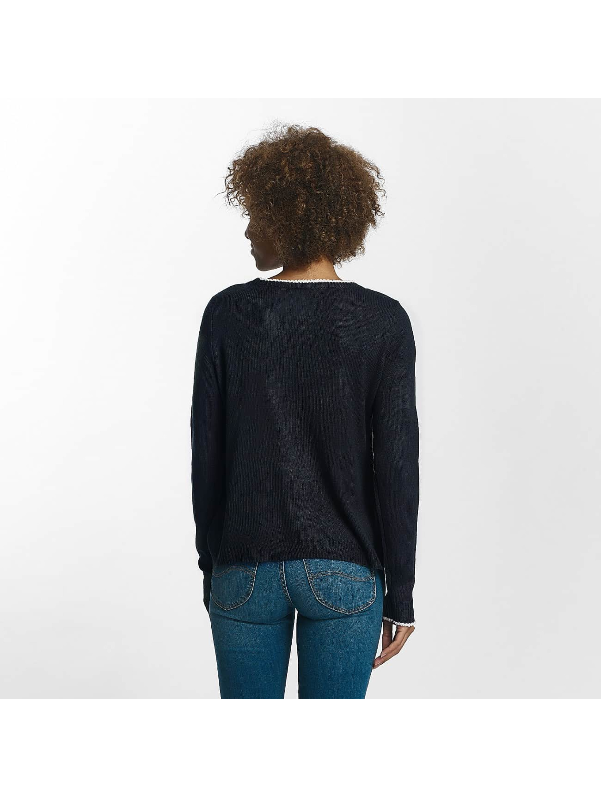 Only Pullover onlX blau