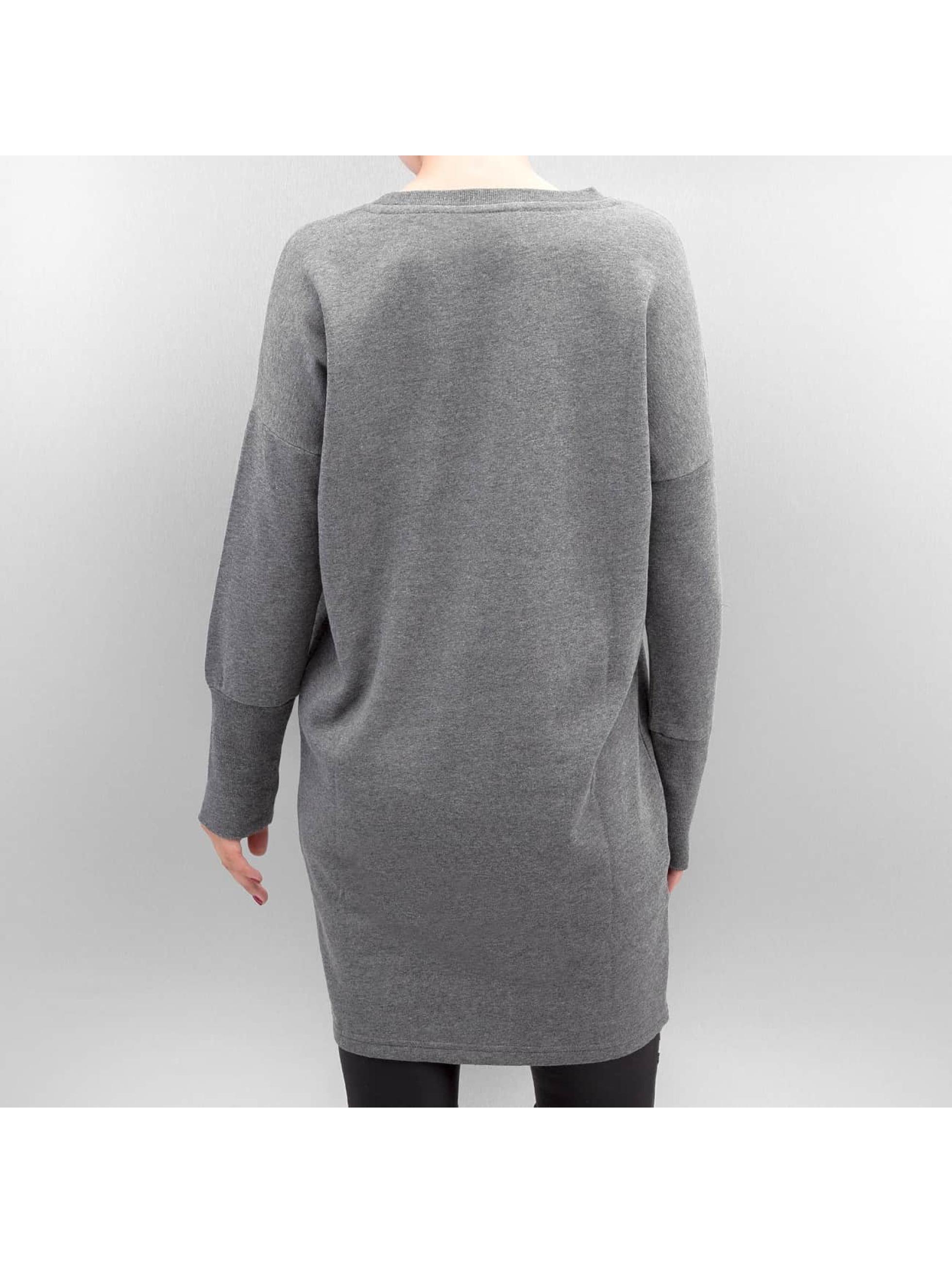 Only Pullover onlLange grau