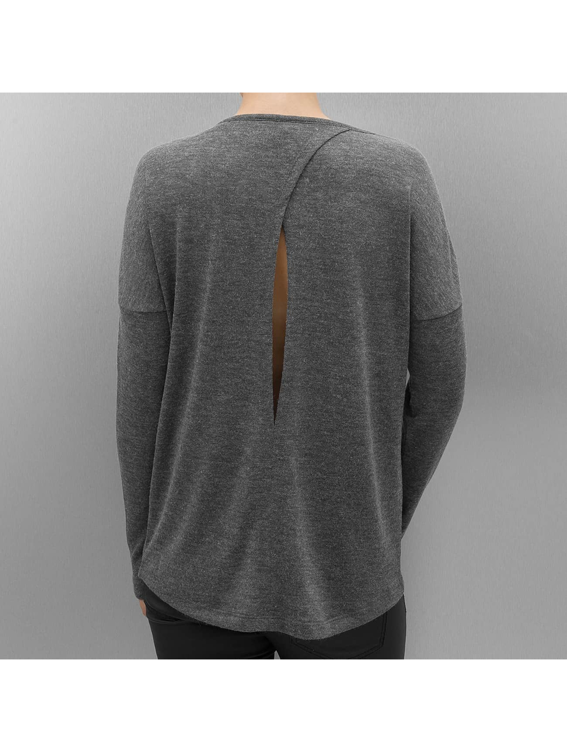 Only Pullover onlKate grau