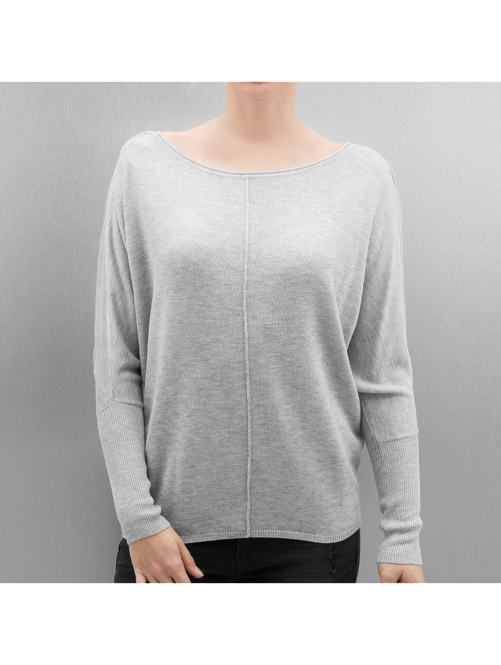 Only Pullover OnlCosy grau