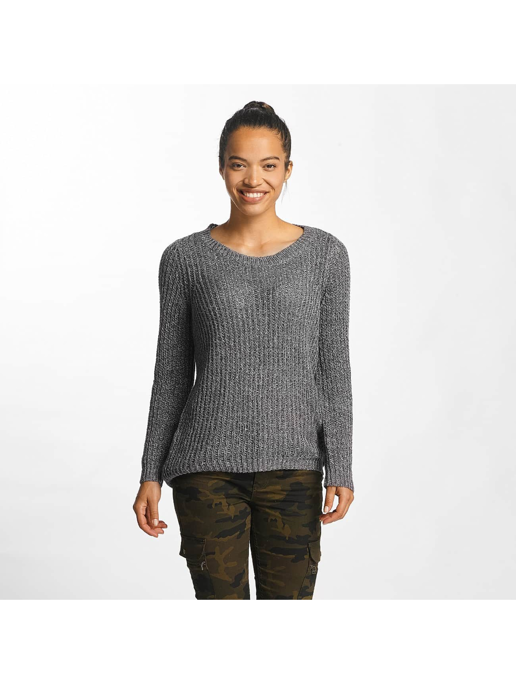 Only Pullover onlKendra grau