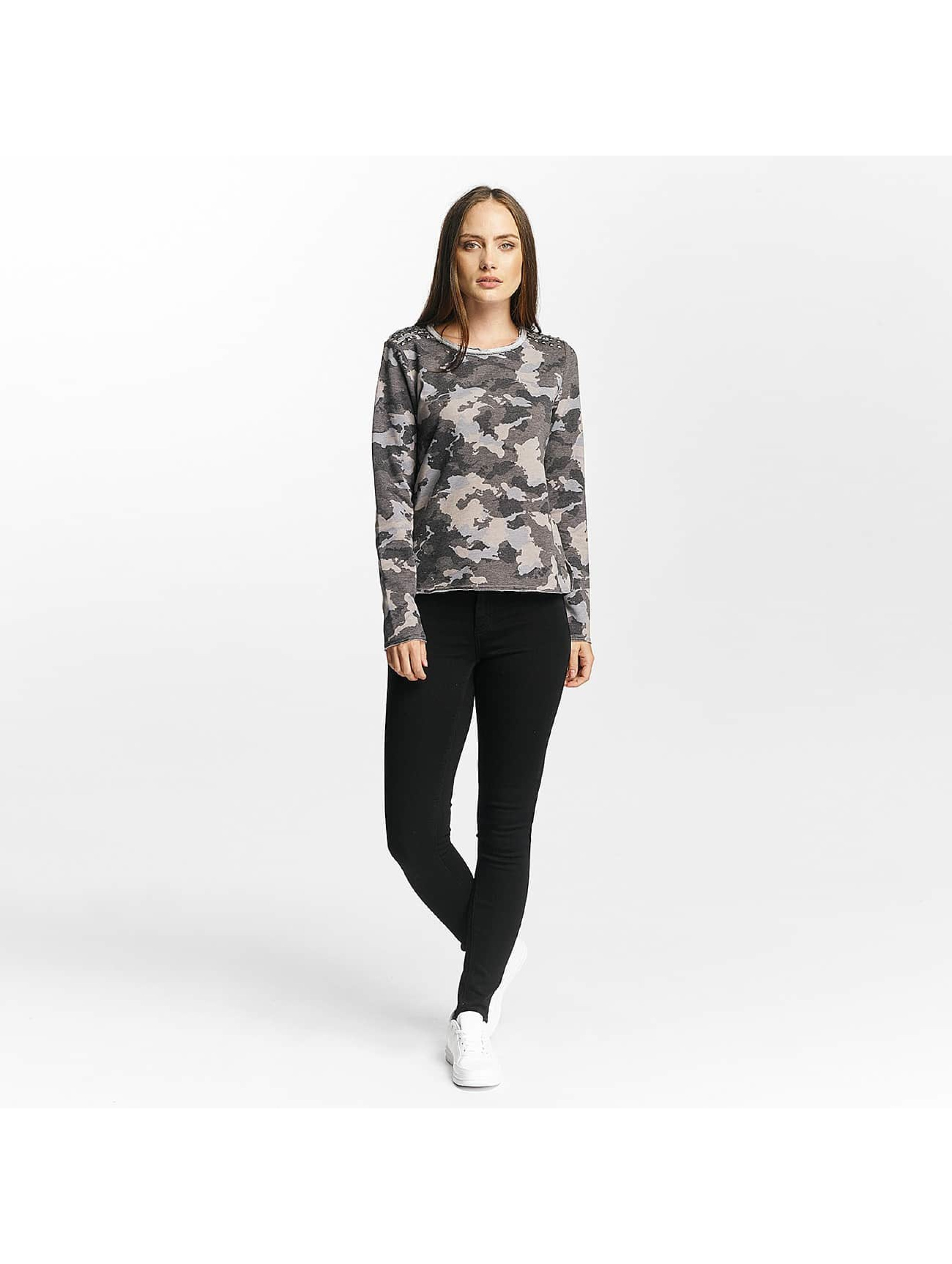 Only Pullover onlCain grau