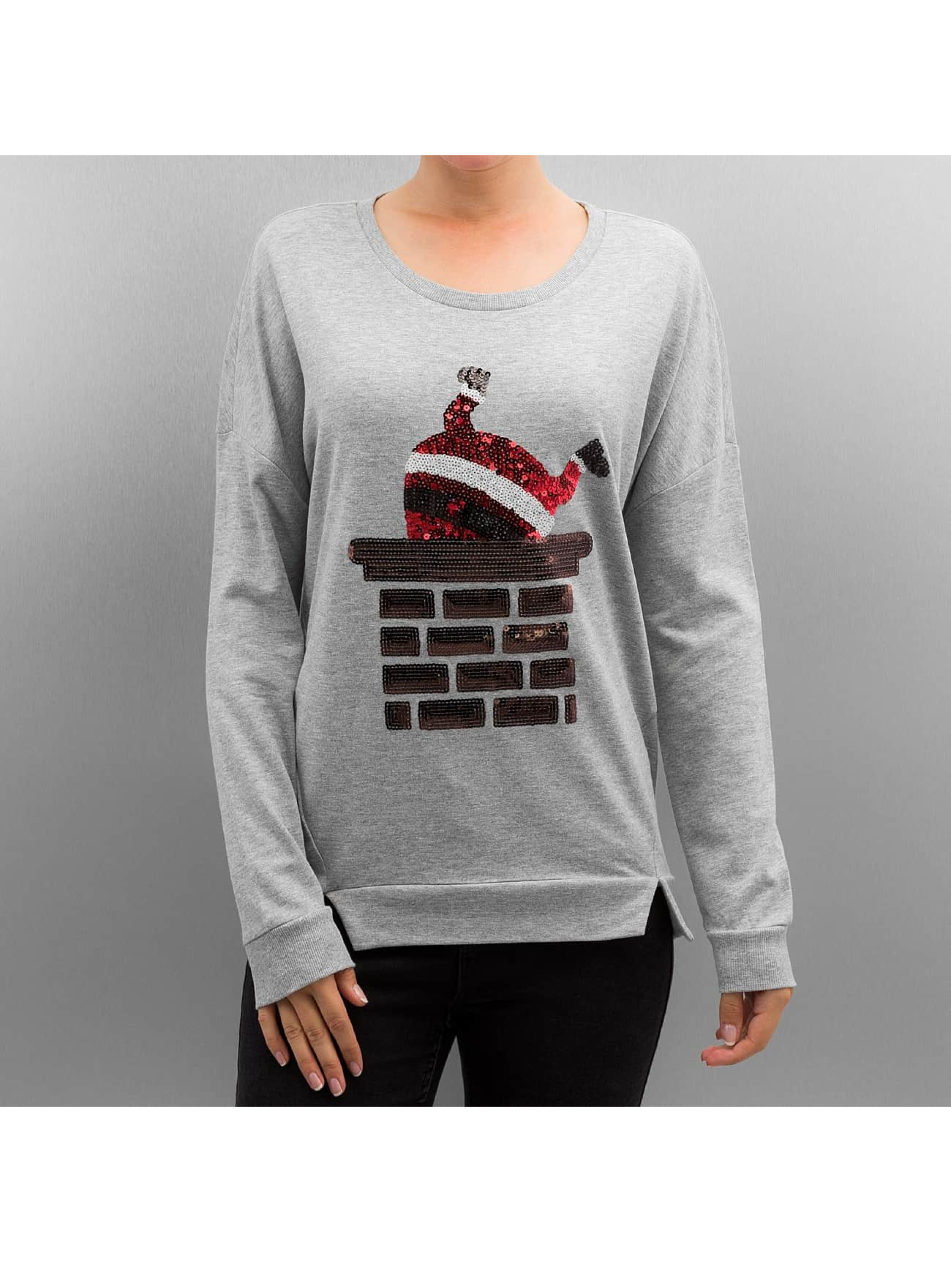 Only Pullover onlChris gray