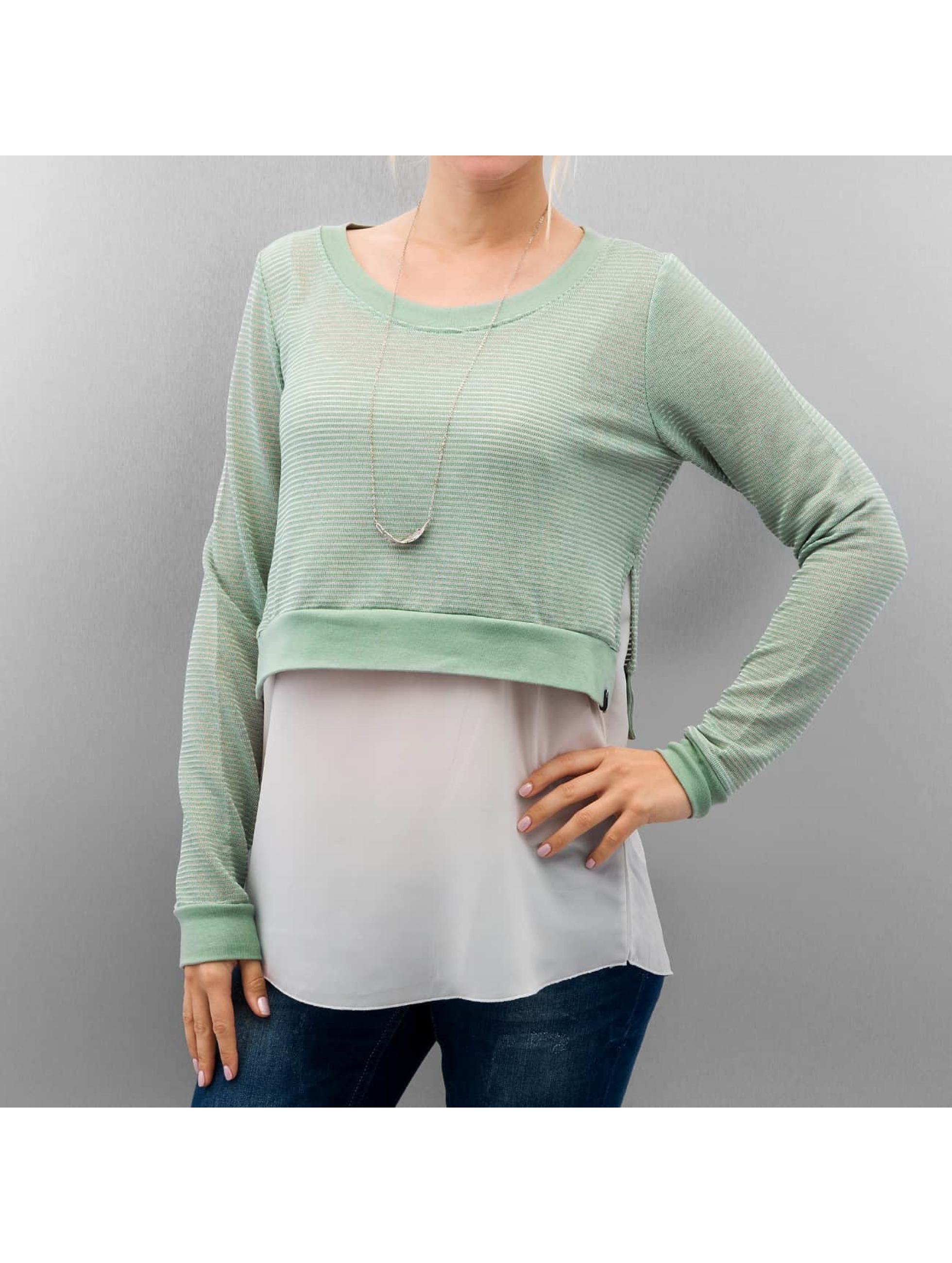 Only Pullover onlSally Mix grün