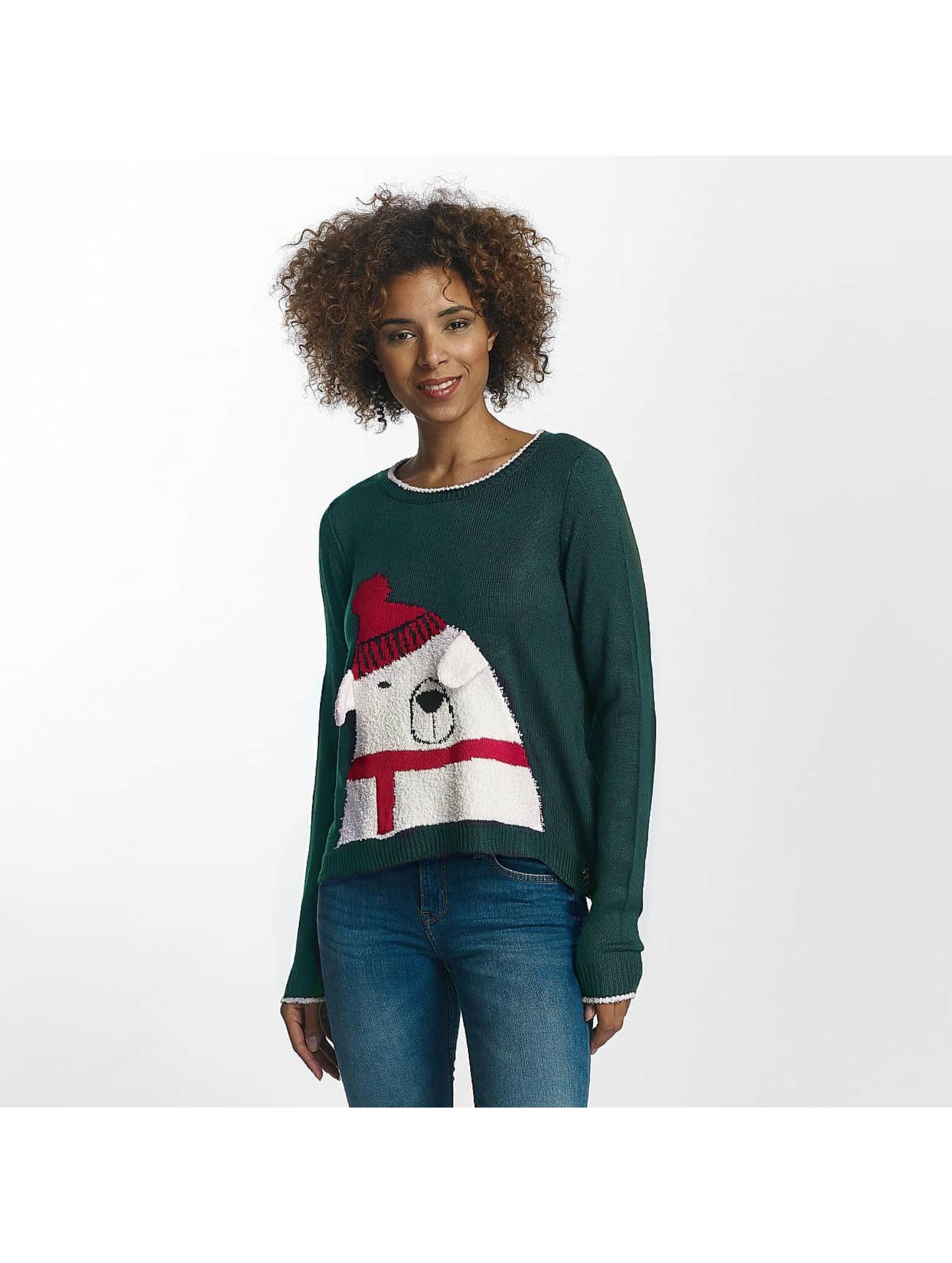 Only Pullover onlX grün