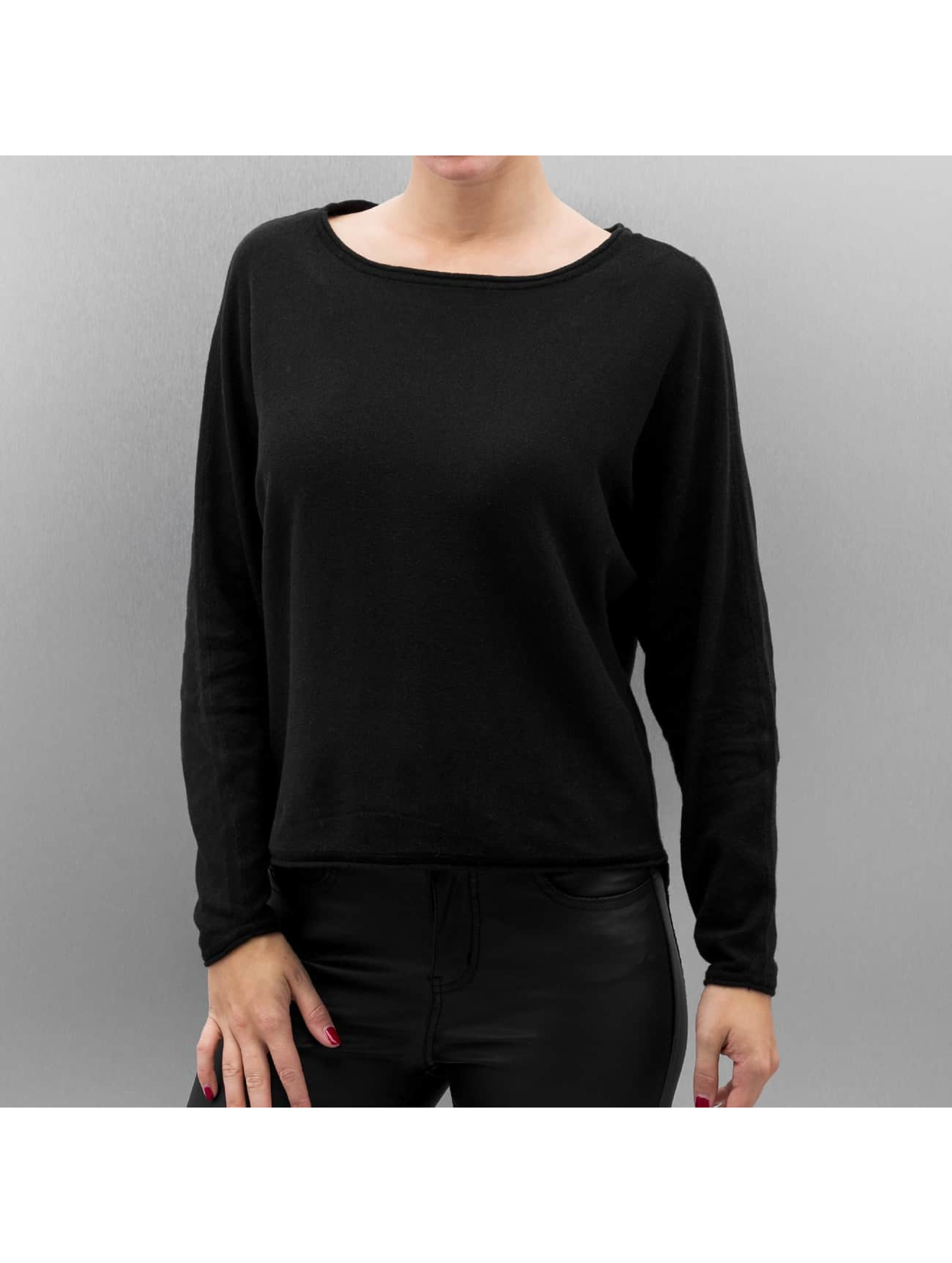 Only Haut / Pullover onlAnita en noir