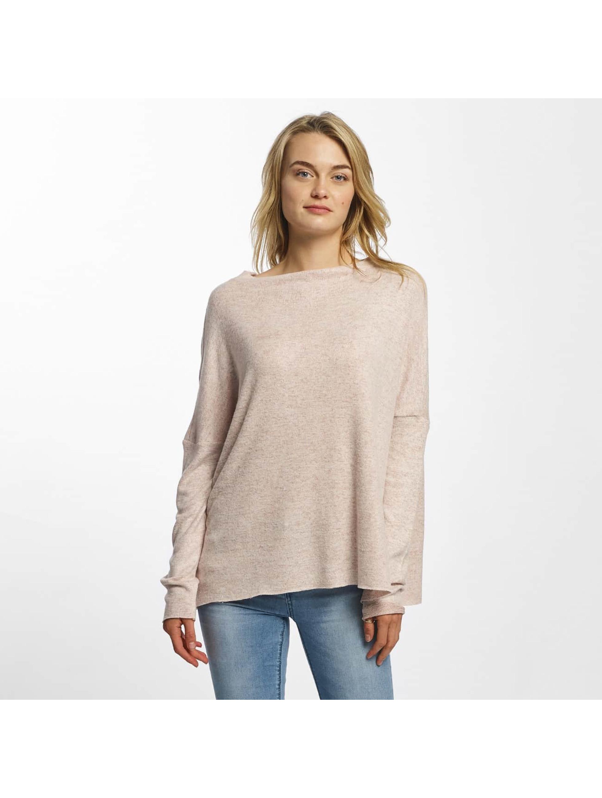 only damen pullover onlkleo in rosa 341239. Black Bedroom Furniture Sets. Home Design Ideas