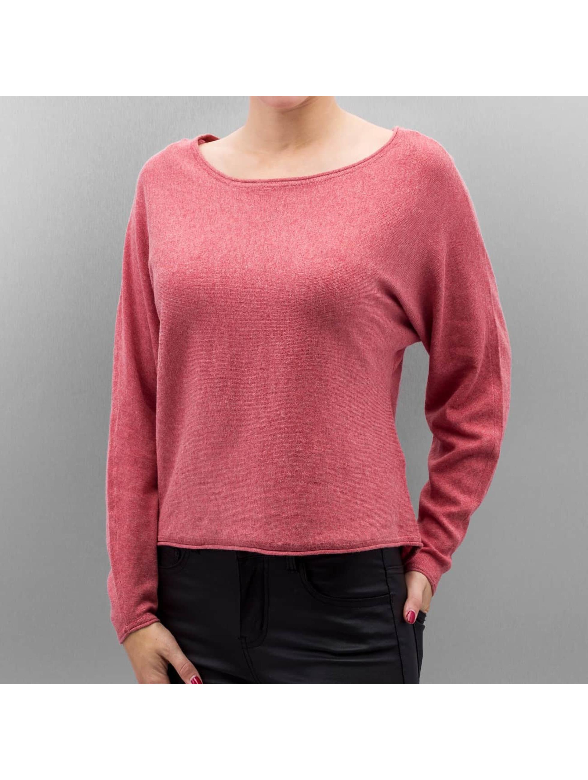 Only Haut / Pullover onlAnita en rose