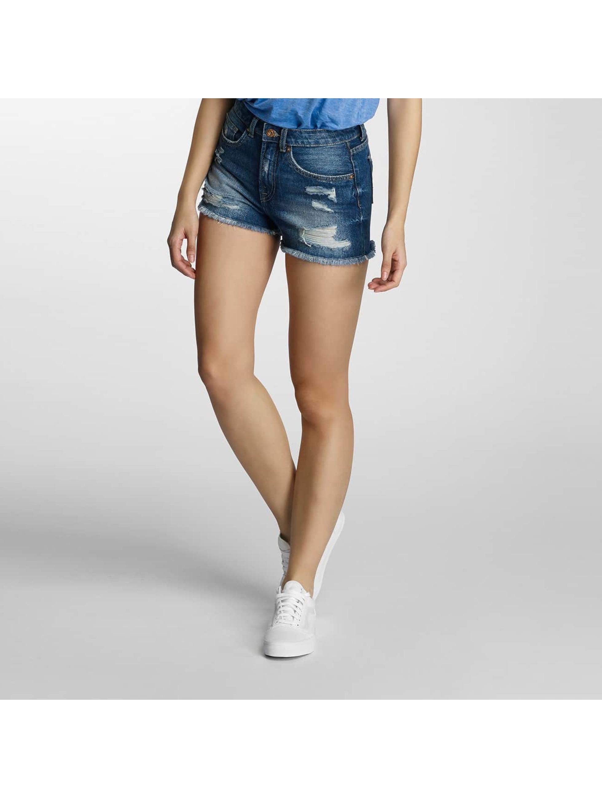 Only Pantalon / Shorts onlMary en bleu