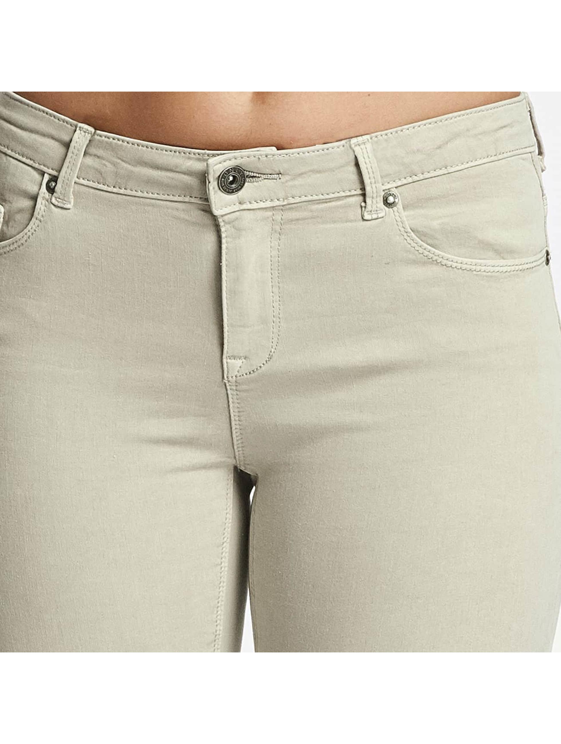 only damen skinny jeans onlserena in beige 341396. Black Bedroom Furniture Sets. Home Design Ideas