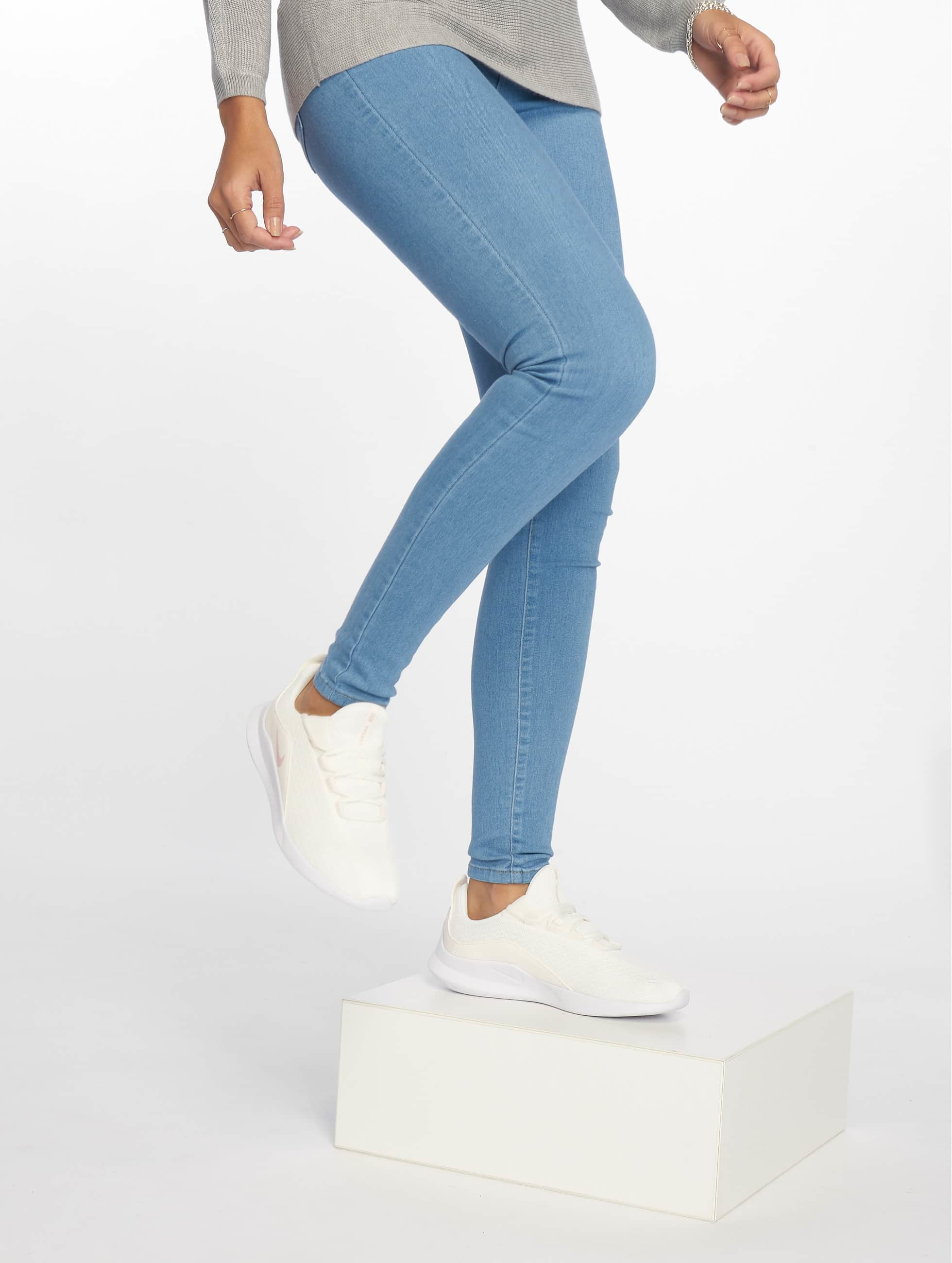 1e9d0918fce0 Only onlRain High Waist Skinny Jeans Light Blue Denim