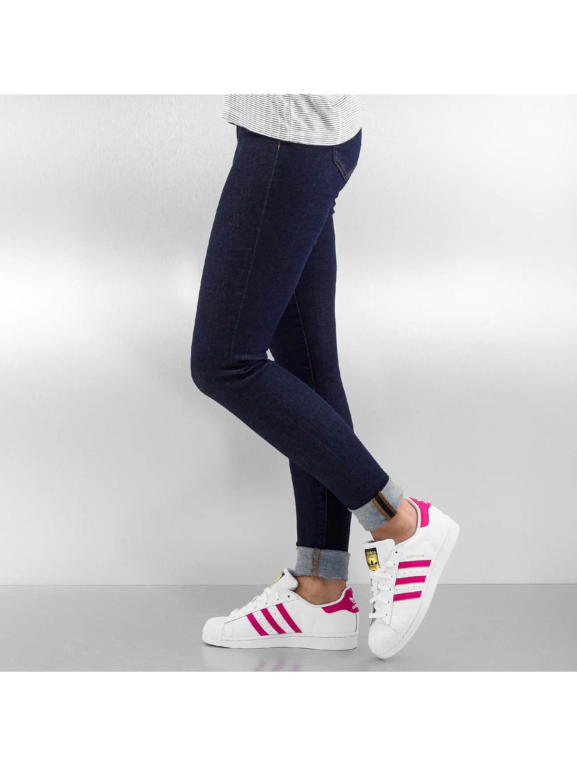 Only Skinny Jeans onlMy niebieski