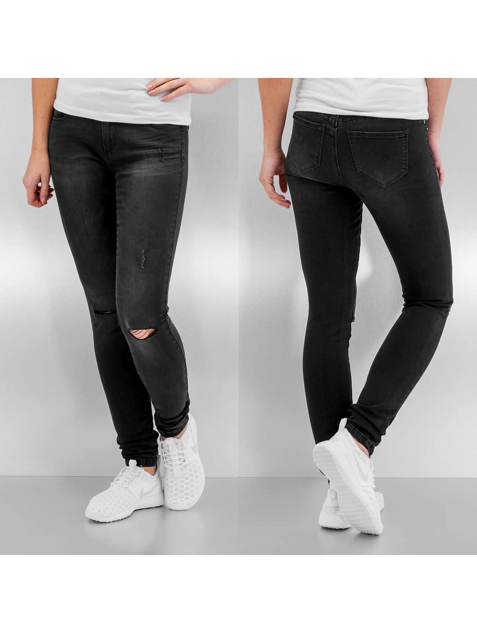 Skinny Jeans onlUltimate in schwarz