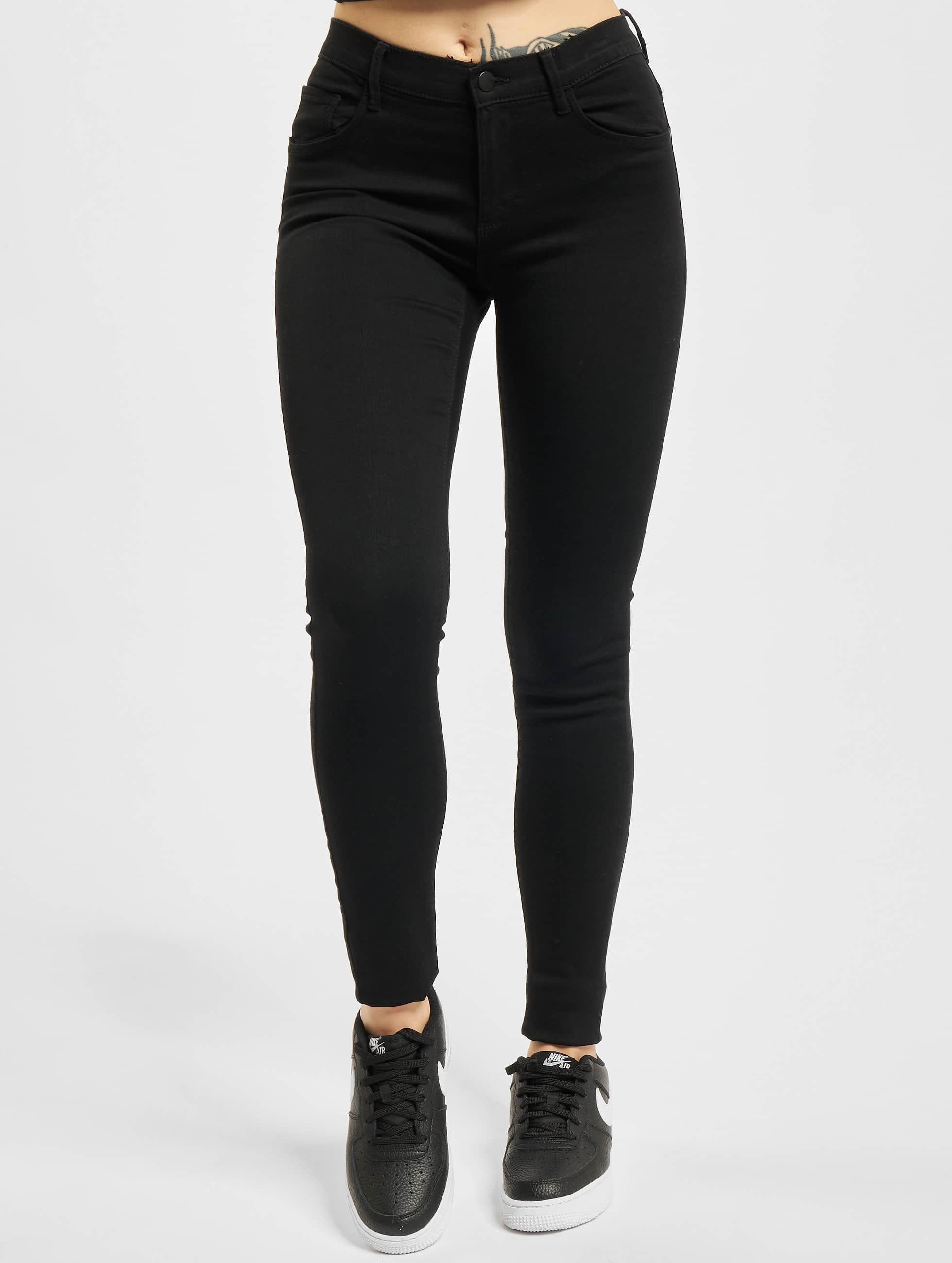 Only Skinny Jeans onlRain schwarz