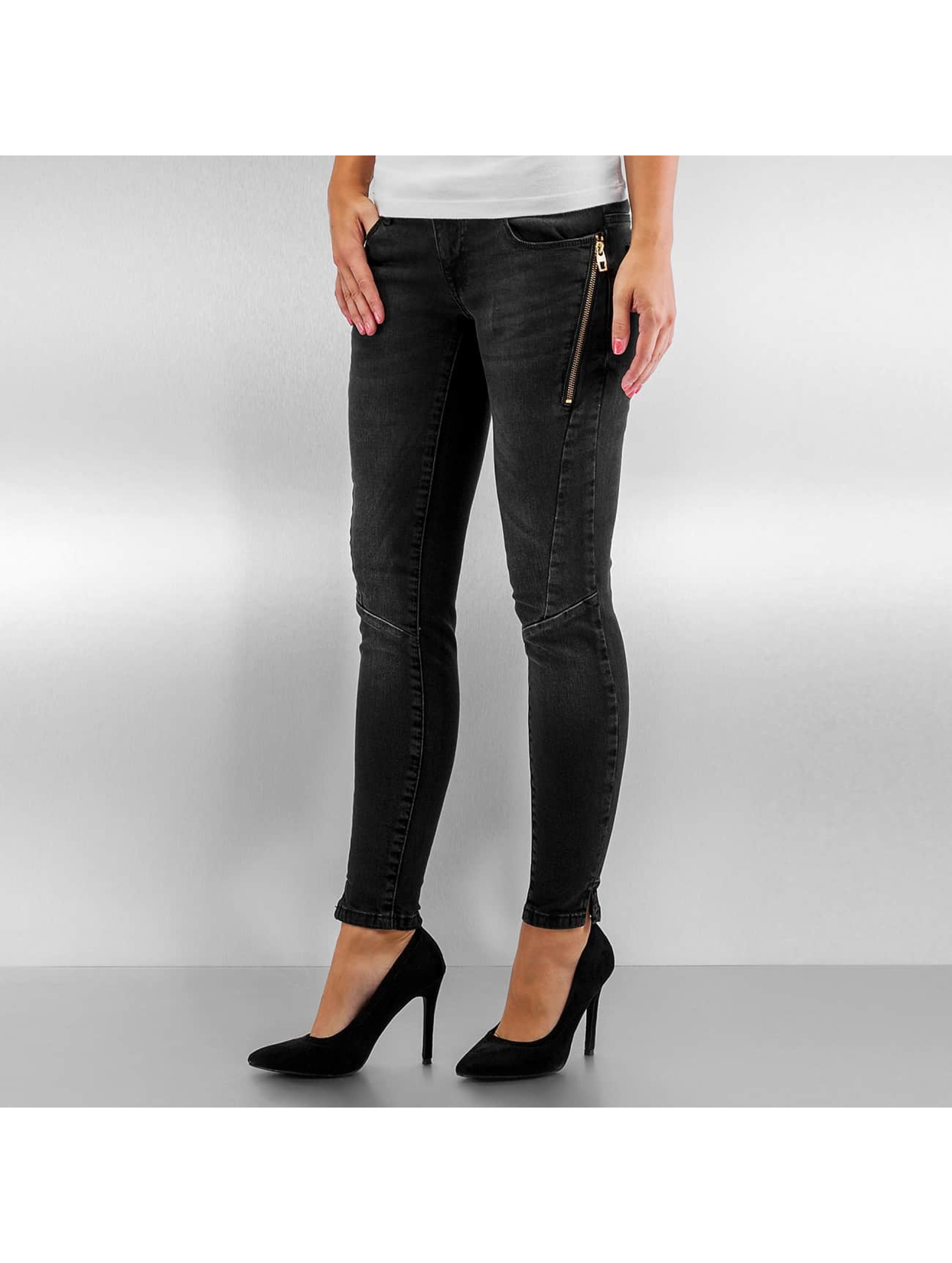 Only Skinny jeans onlCoral svart