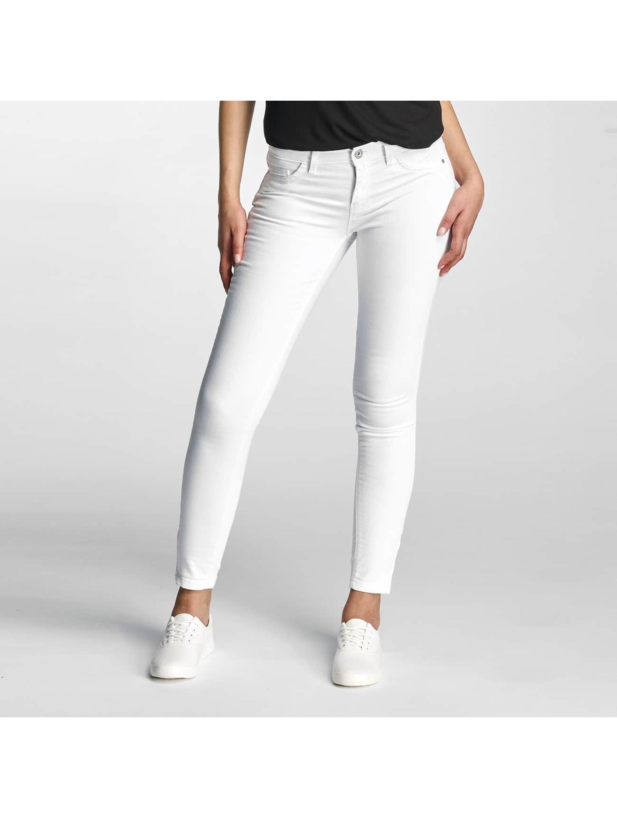 Only Jean / Slim onlKendell Regular Ankle en blanc